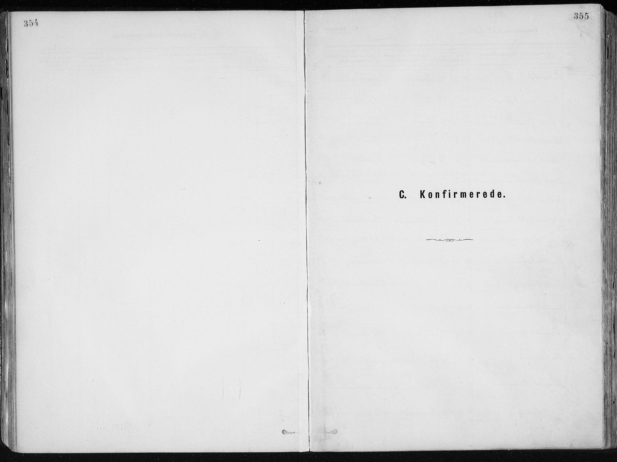 SAK, Dypvåg sokneprestkontor, F/Fa/Faa/L0008: Ministerialbok nr. A 8, 1885-1906, s. 354-355