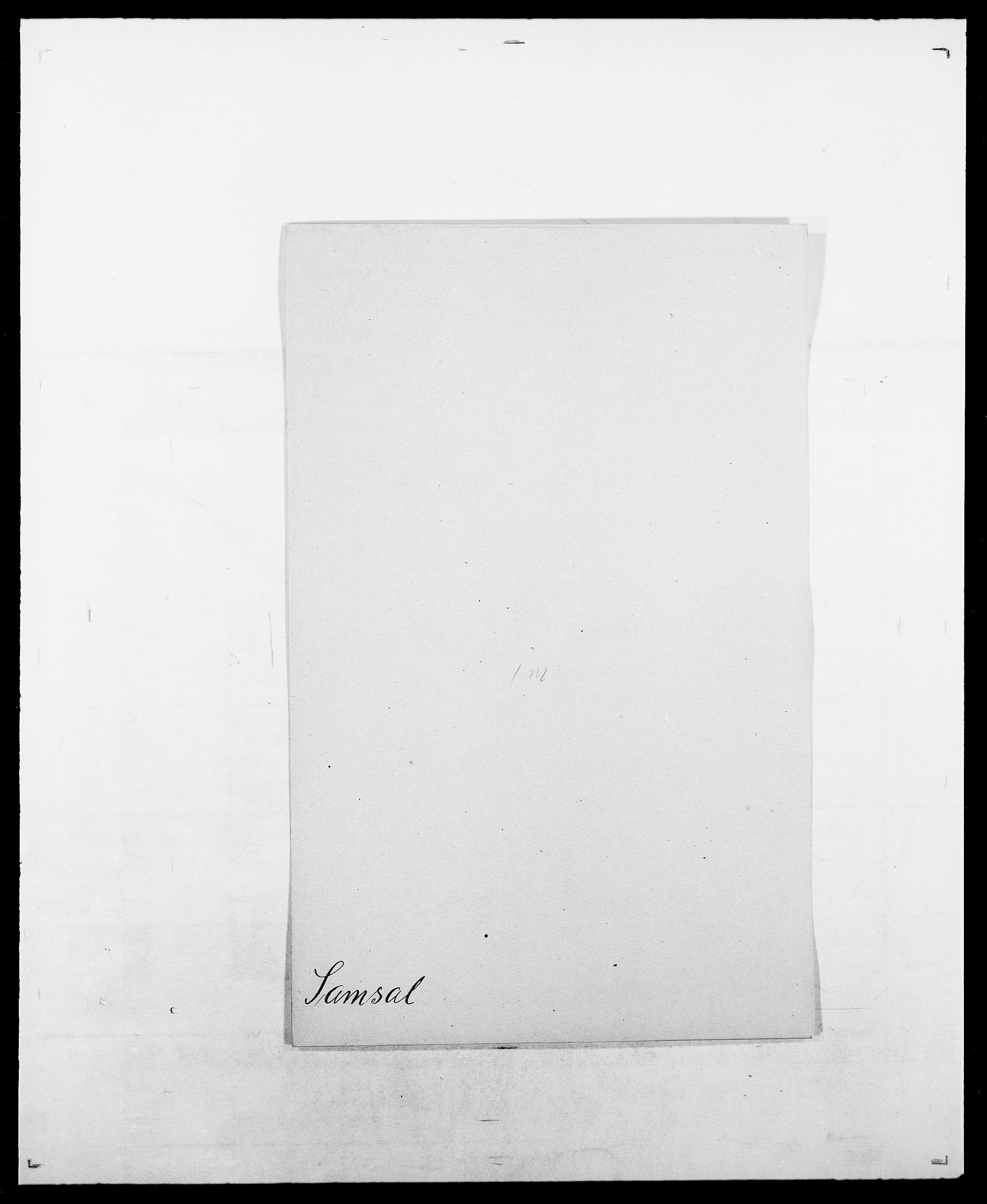 SAO, Delgobe, Charles Antoine - samling, D/Da/L0034: Saabye - Schmincke, s. 86