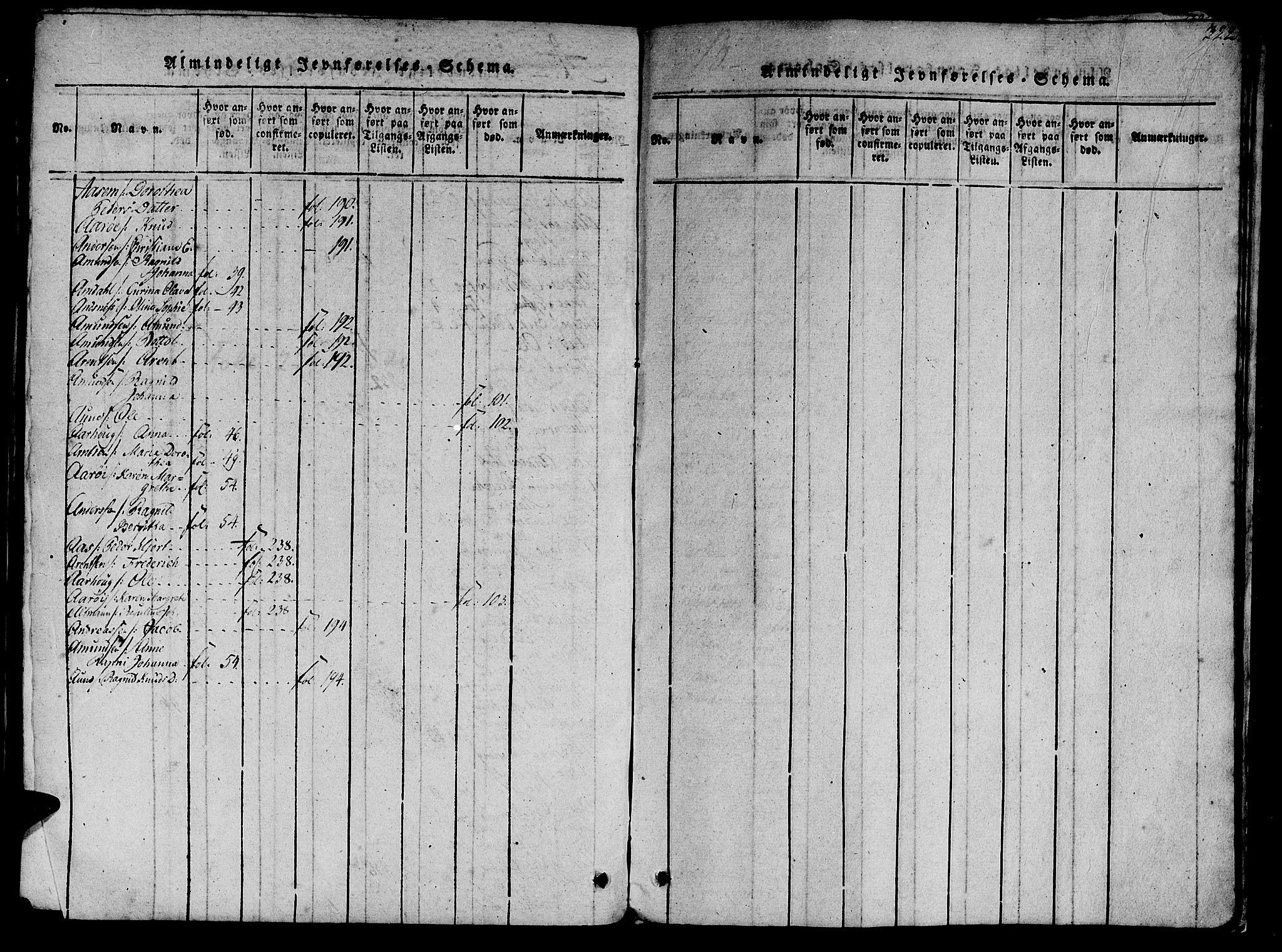 SAT, Ministerialprotokoller, klokkerbøker og fødselsregistre - Sør-Trøndelag, 602/L0135: Klokkerbok nr. 602C03, 1815-1832, s. 322