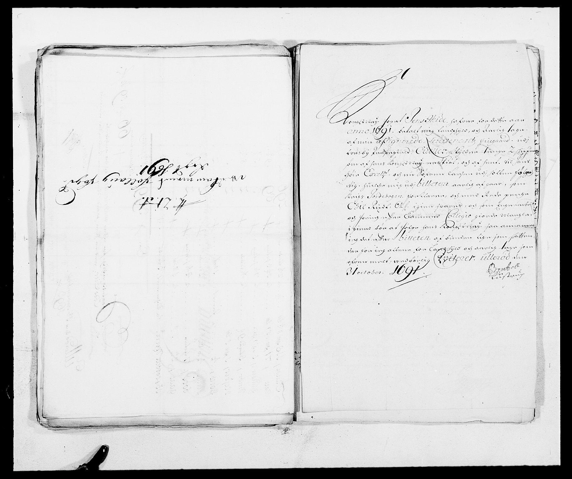RA, Rentekammeret inntil 1814, Reviderte regnskaper, Fogderegnskap, R09/L0436: Fogderegnskap Follo, 1685-1691, s. 251