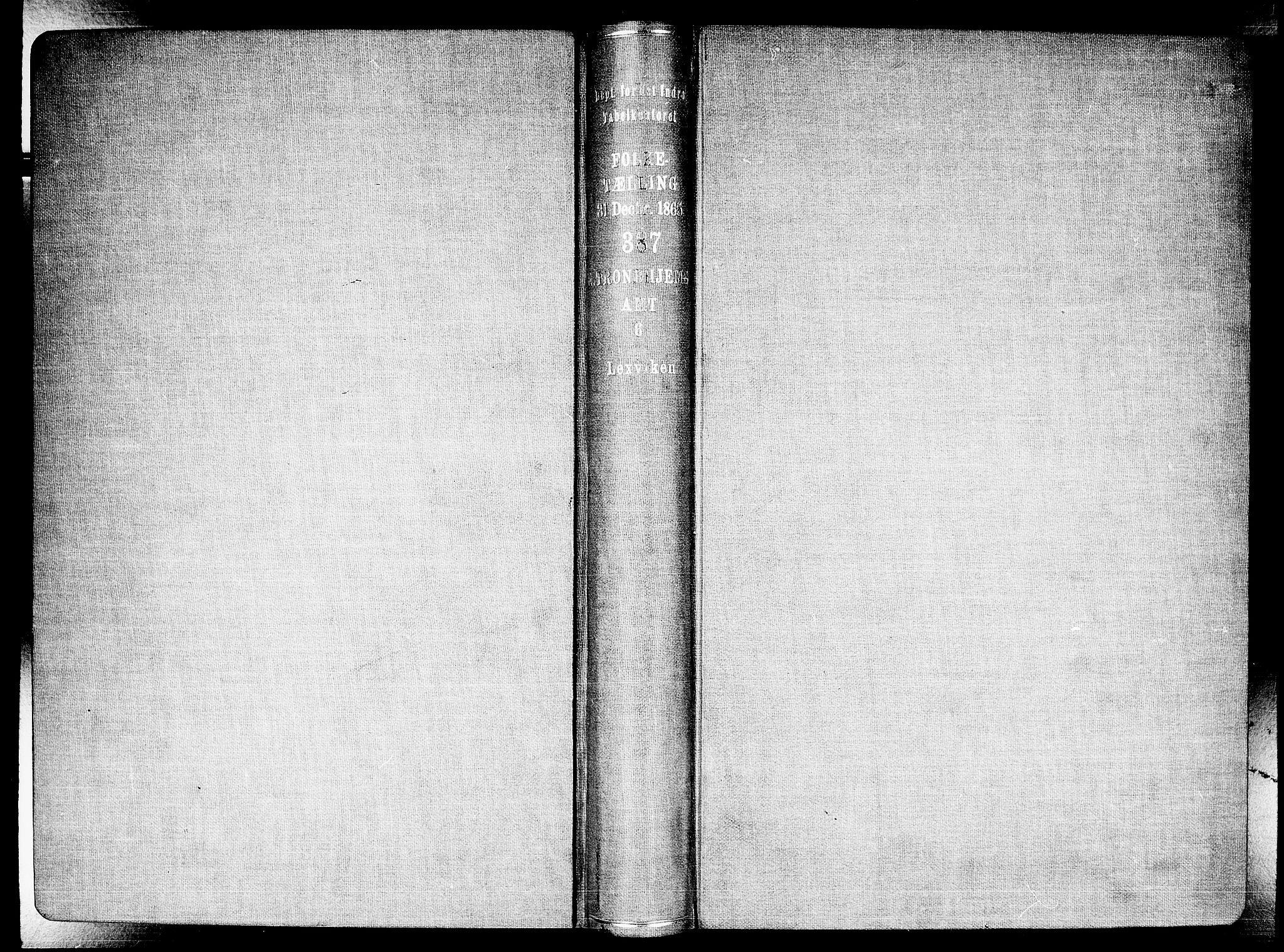 RA, Folketelling 1865 for 1718P Leksvik prestegjeld, 1865, s. 2