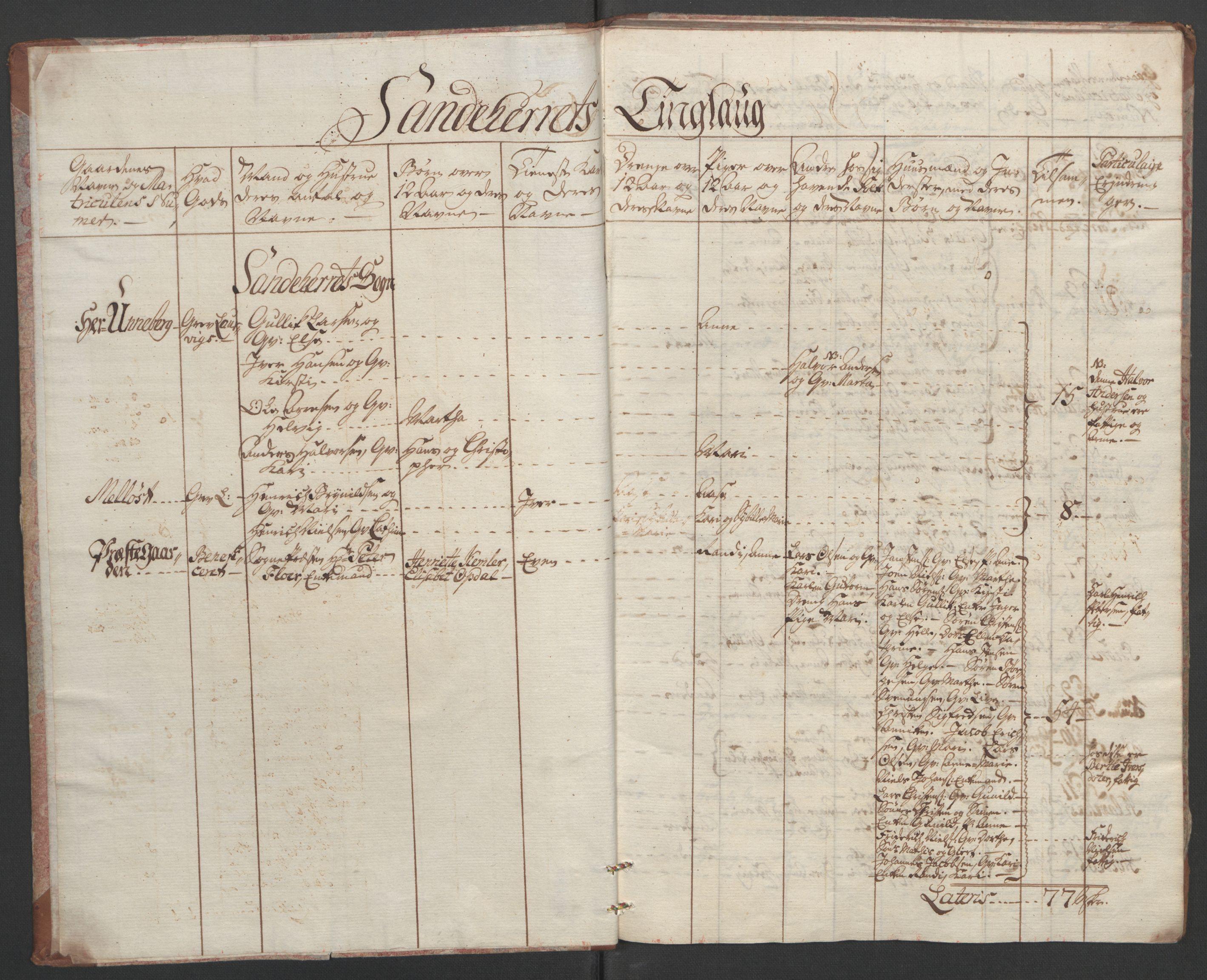RA, Rentekammeret inntil 1814, Reviderte regnskaper, Fogderegnskap, R33/L2033: Ekstraskatten Larvik grevskap, 1762-1764, s. 16
