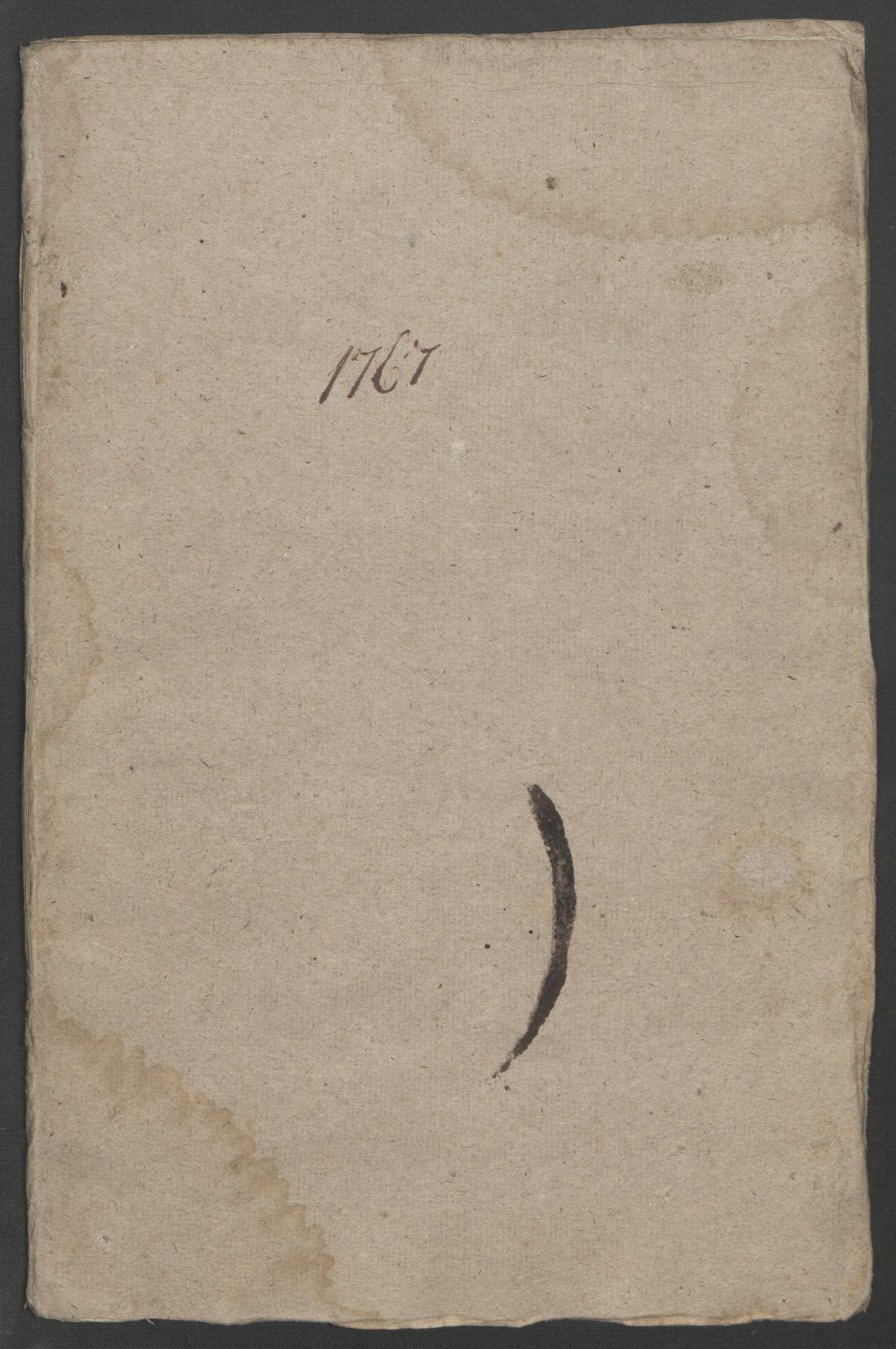 RA, Rentekammeret inntil 1814, Reviderte regnskaper, Fogderegnskap, R39/L2424: Ekstraskatten Nedenes, 1762-1767, s. 361