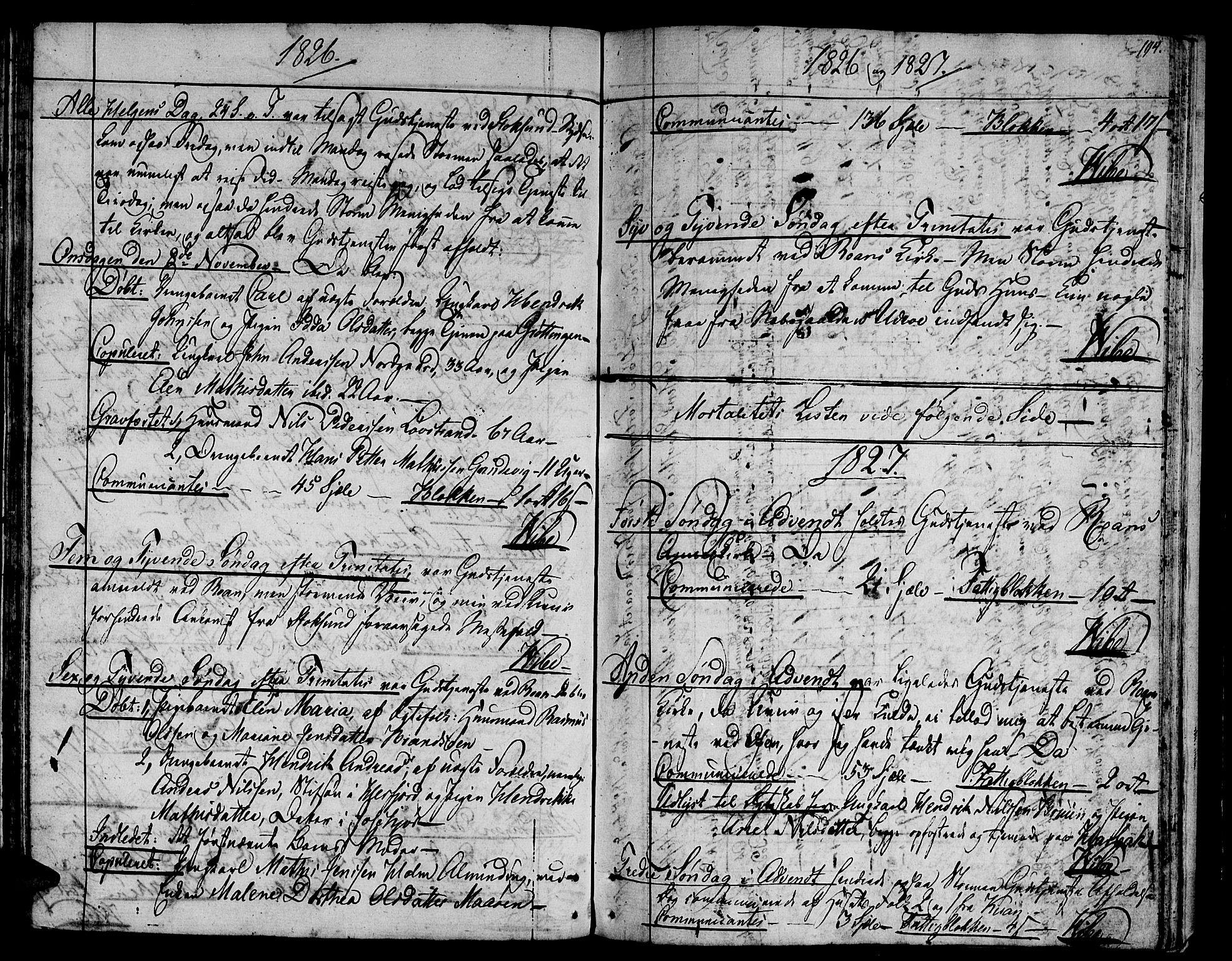 SAT, Ministerialprotokoller, klokkerbøker og fødselsregistre - Sør-Trøndelag, 657/L0701: Ministerialbok nr. 657A02, 1802-1831, s. 194