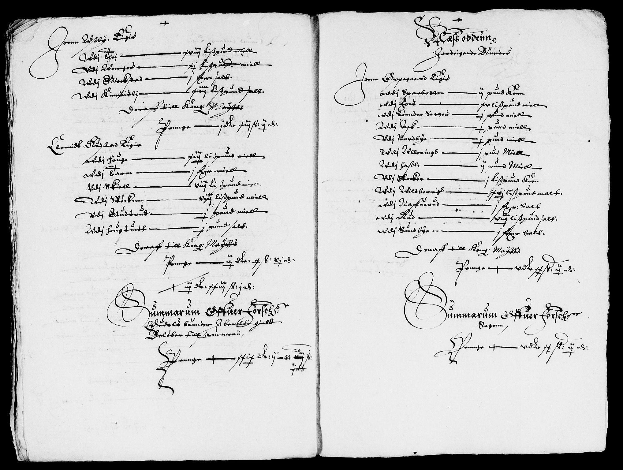 RA, Rentekammeret inntil 1814, Reviderte regnskaper, Lensregnskaper, R/Rb/Rba/L0099: Akershus len, 1629-1631