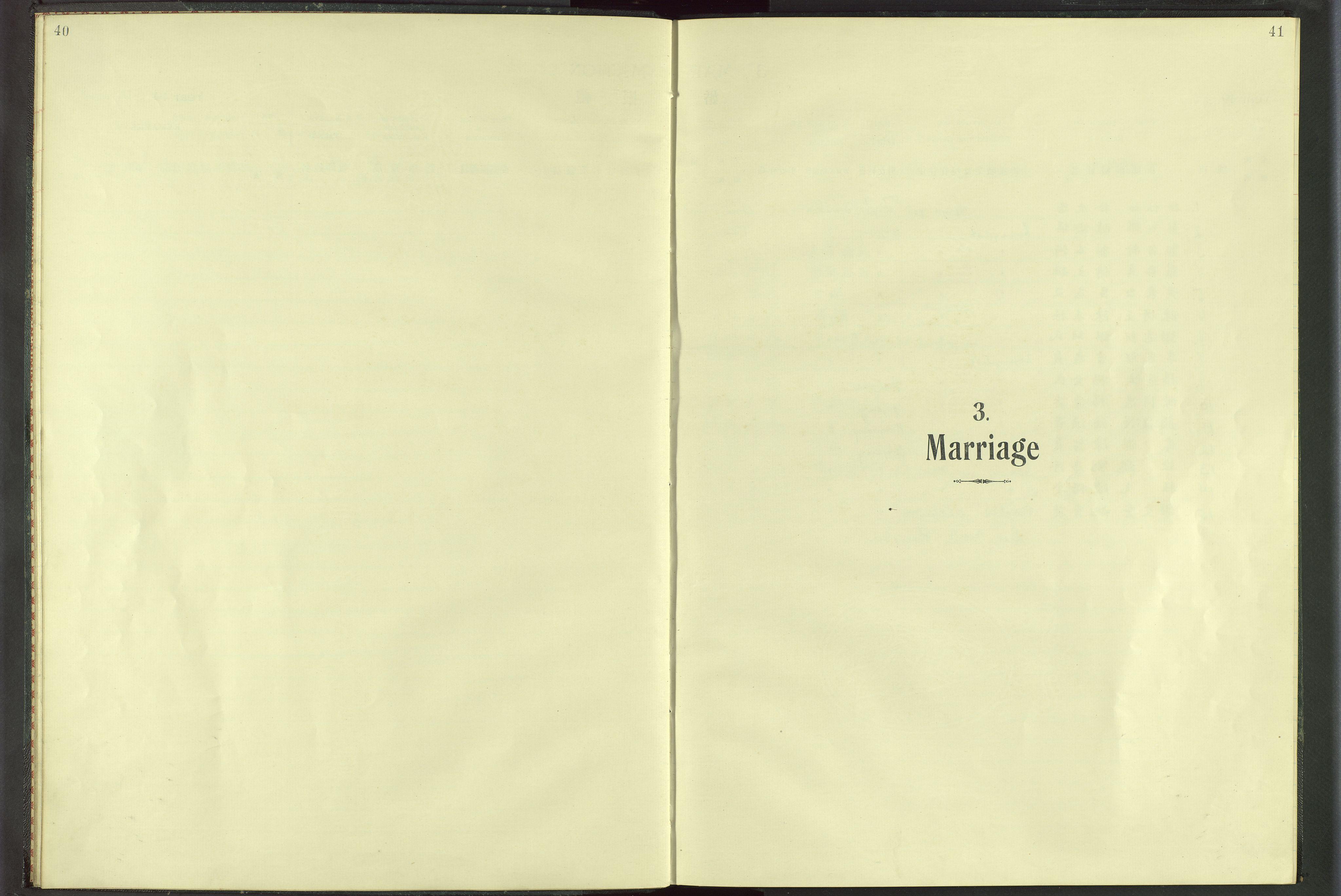 VID, Det Norske Misjonsselskap - utland - Kina (Hunan), Dm/L0018: Ministerialbok nr. 56, 1903-1920, s. 40-41