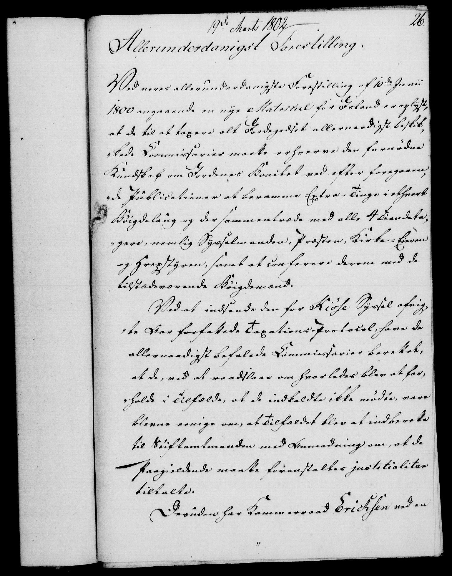 RA, Rentekammeret, Kammerkanselliet, G/Gf/Gfa/L0084: Norsk relasjons- og resolusjonsprotokoll (merket RK 52.84), 1802, s. 189