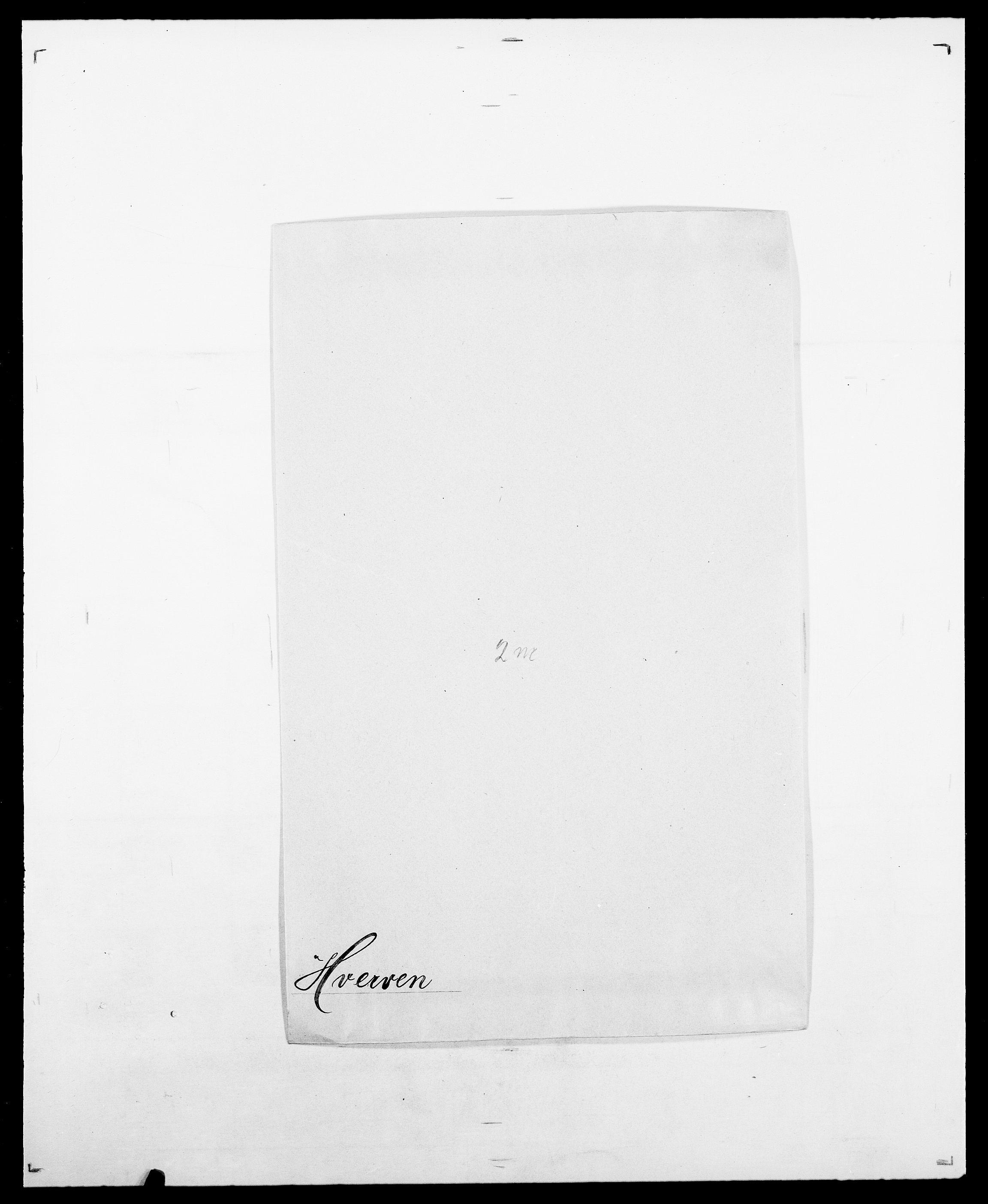 SAO, Delgobe, Charles Antoine - samling, D/Da/L0019: van der Hude - Joys, s. 146