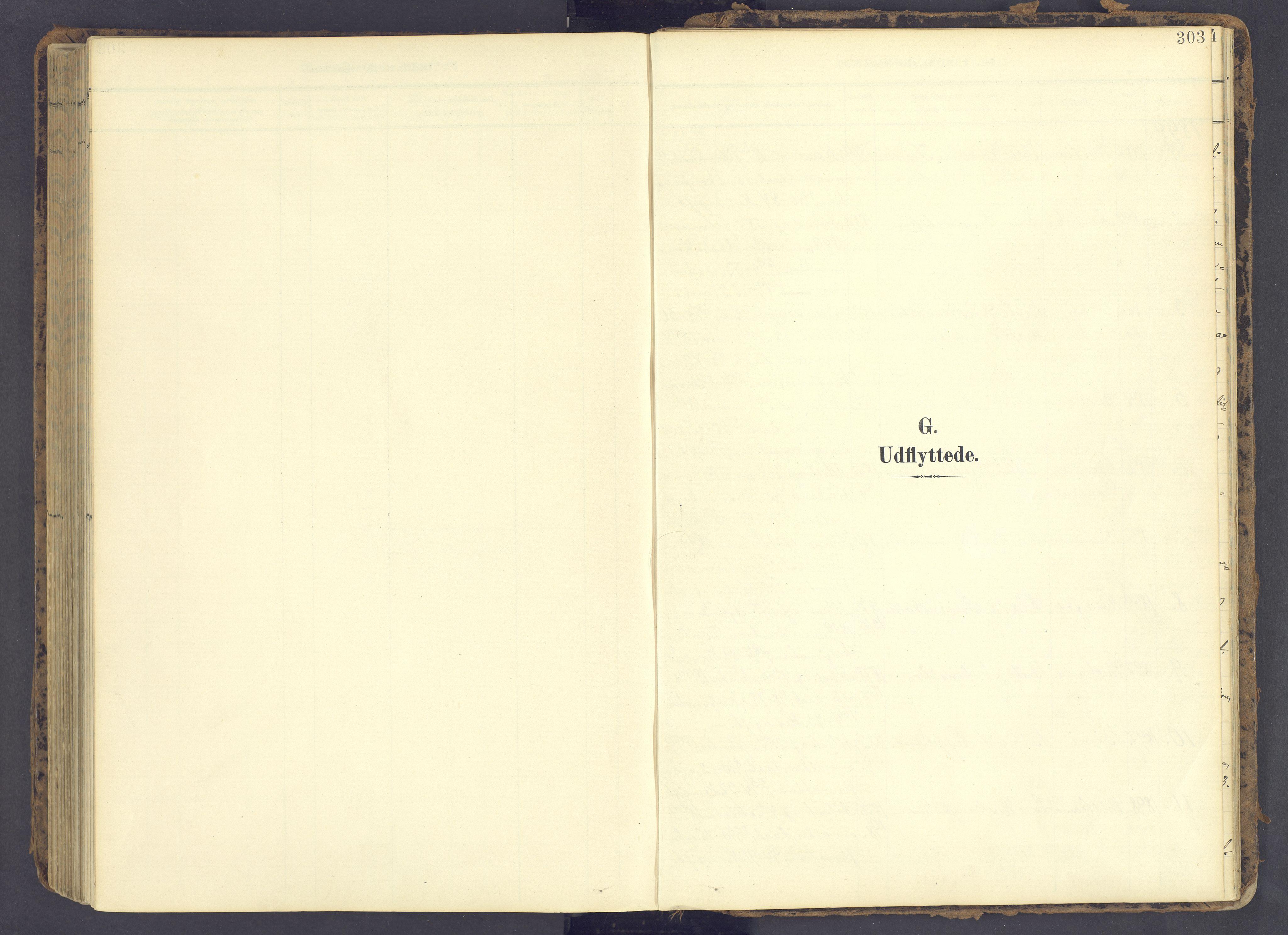 SAH, Fåberg prestekontor, Ministerialbok nr. 12, 1899-1915, s. 303
