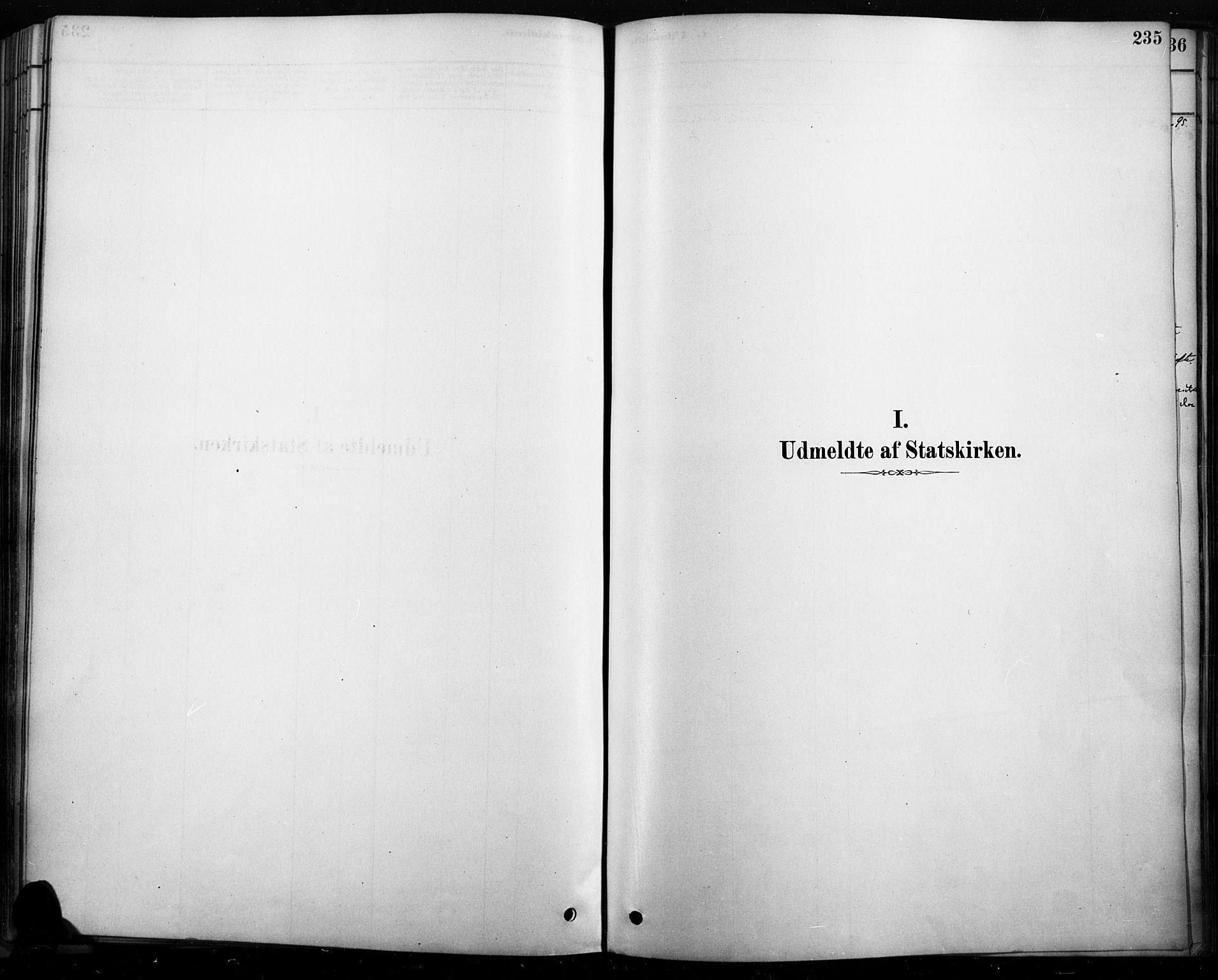 SAH, Rendalen prestekontor, H/Ha/Haa/L0009: Ministerialbok nr. 9, 1878-1901, s. 235