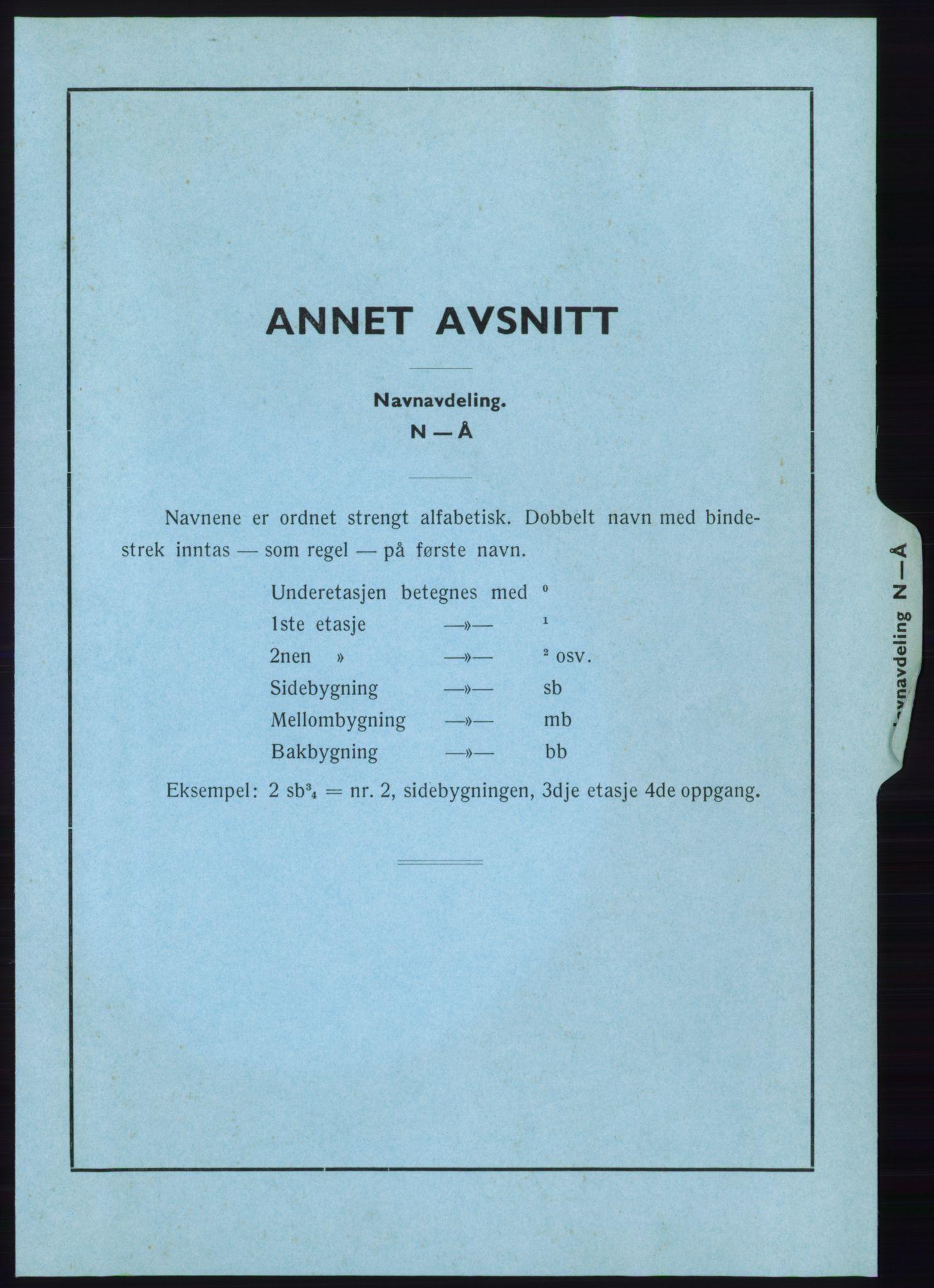PUBL, Kristiania/Oslo adressebok, 1965-1966