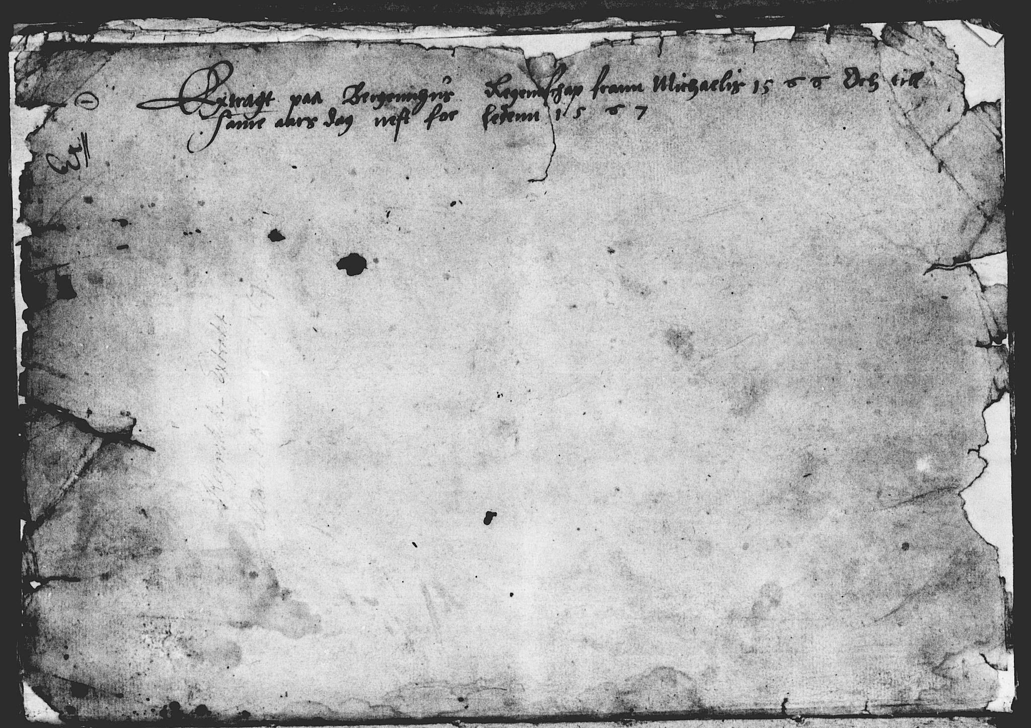 RA, Rentekammeret inntil 1814, Reviderte regnskaper, Lensregnskaper, R/Ra/L0014: Bergenhus len, 1566-1567; Trondheim len, 1540-1559, 1540-1567