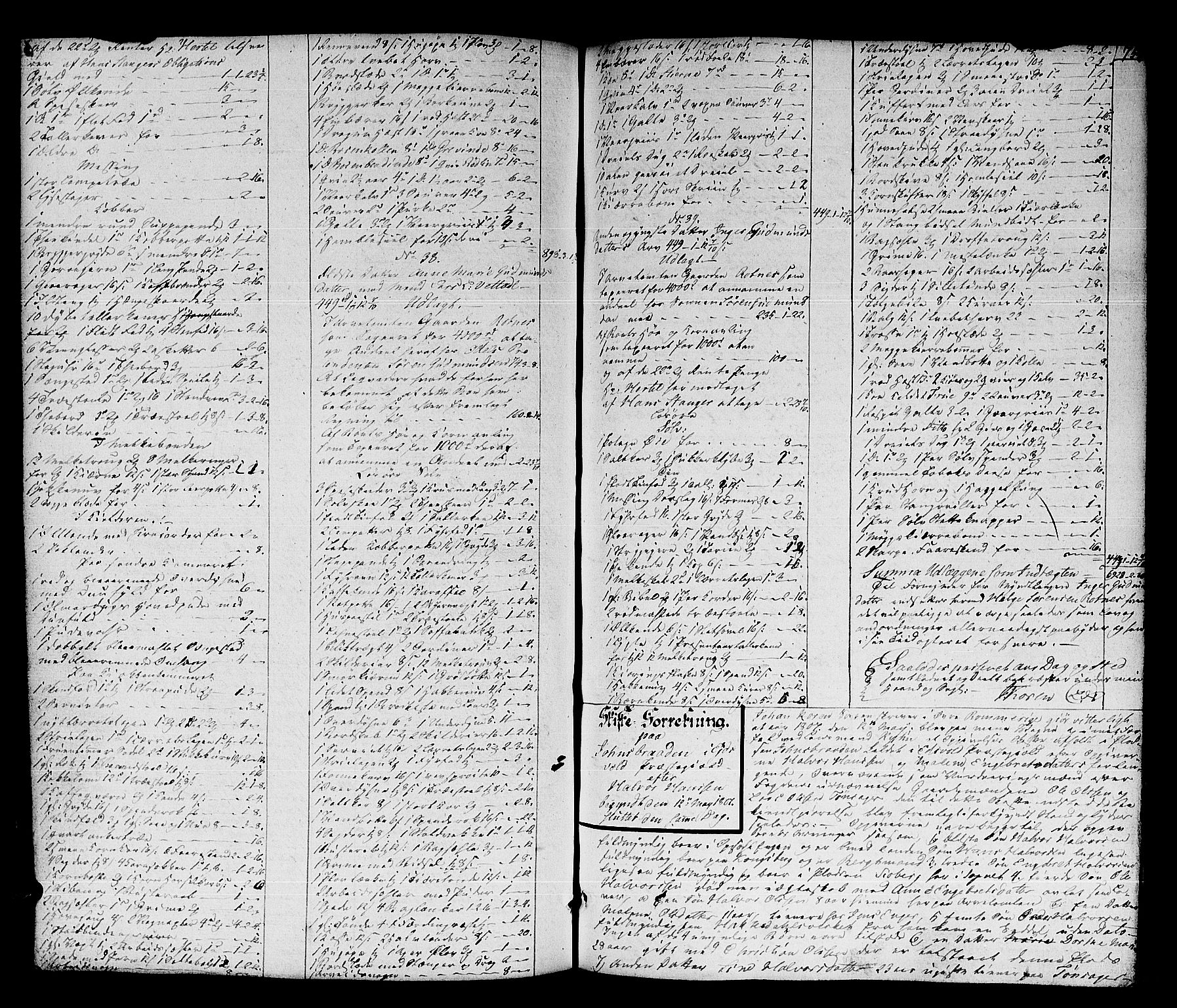 SAO, Øvre Romerike sorenskriveri, H/Hb/L0014: Skifteprotokoll nr. 14, 1798-1808, s. 753b-754a