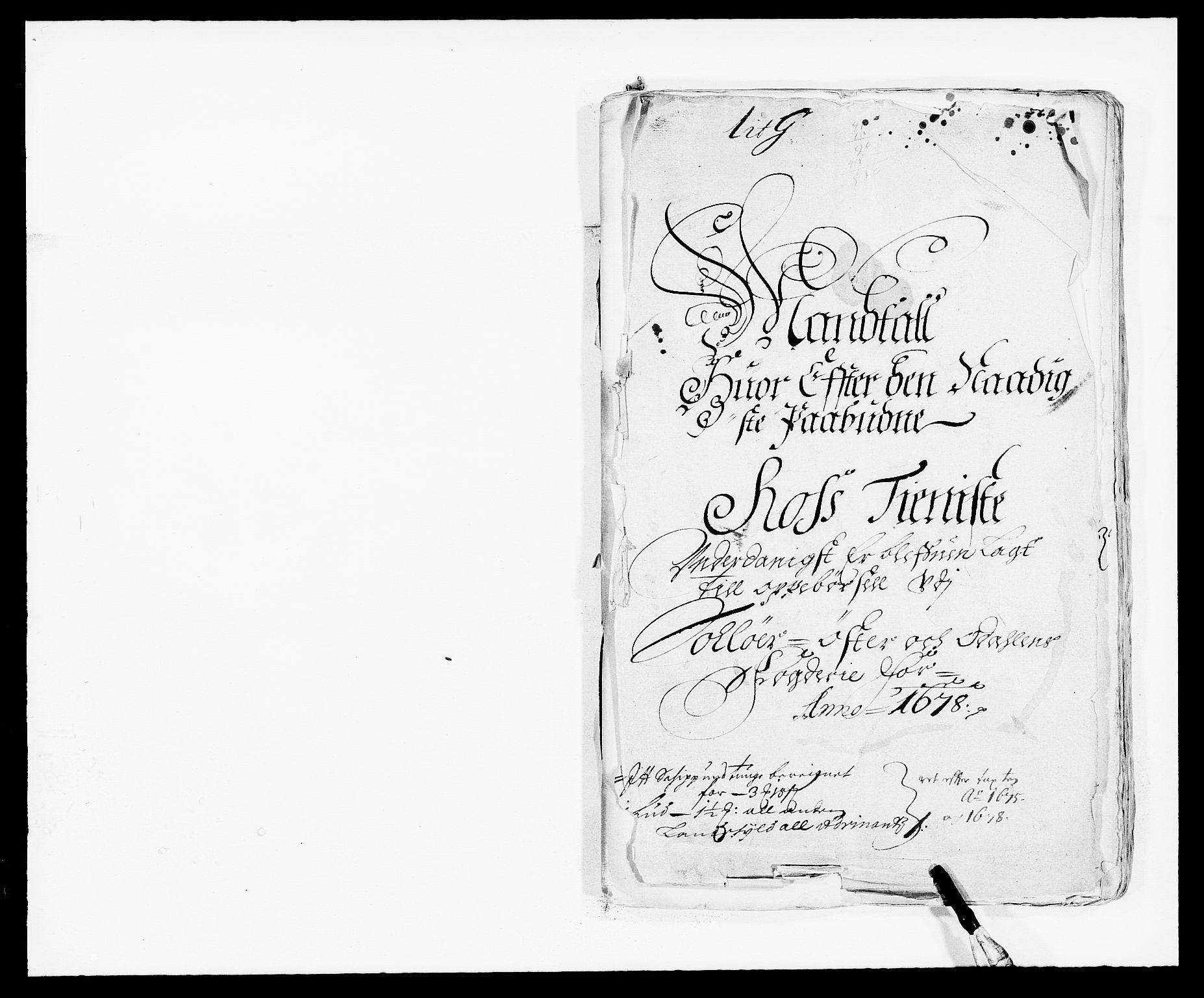 RA, Rentekammeret inntil 1814, Reviderte regnskaper, Fogderegnskap, R13/L0815: Fogderegnskap Solør, Odal og Østerdal, 1678, s. 177