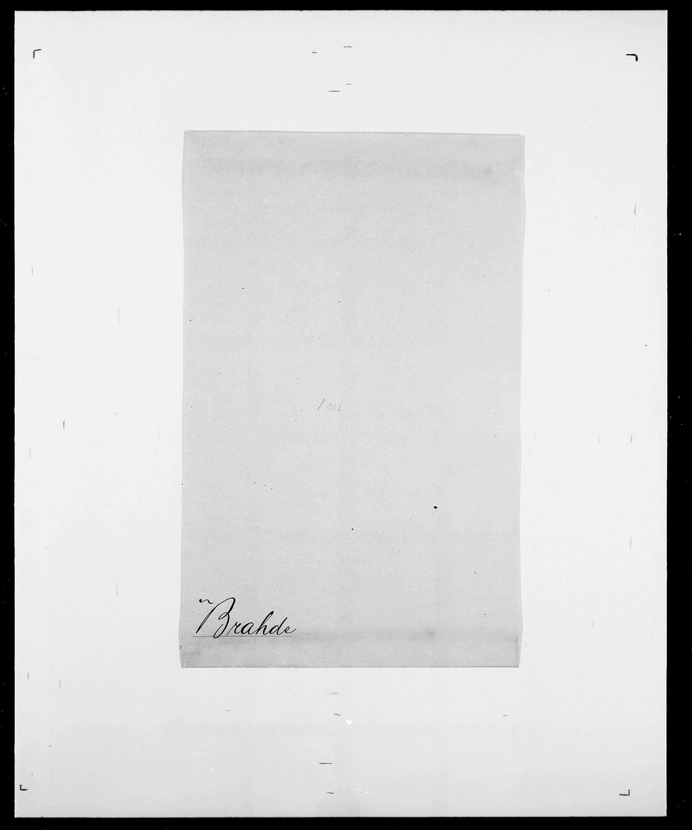 SAO, Delgobe, Charles Antoine - samling, D/Da/L0005: Boalth - Brahm, s. 458