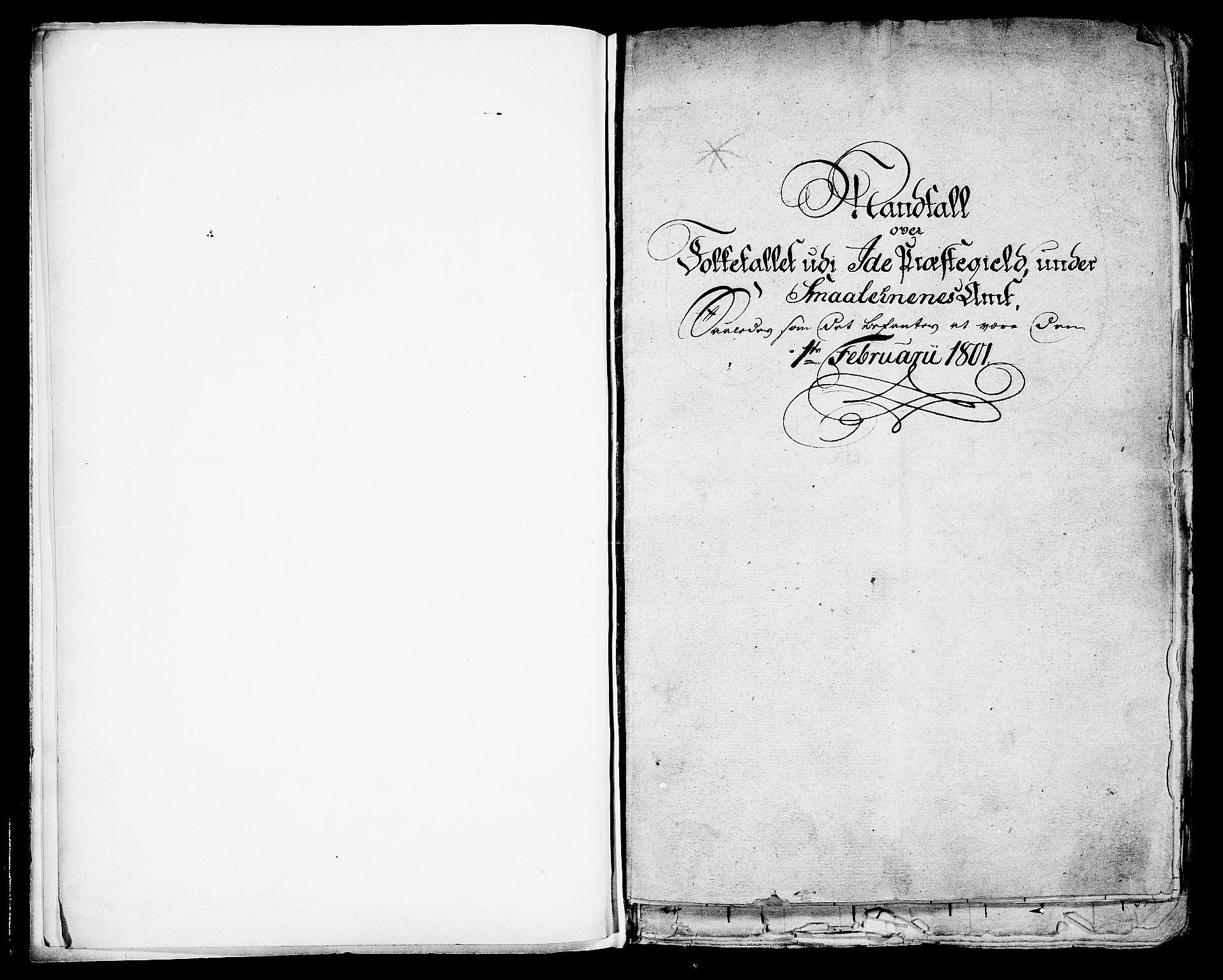 RA, Folketelling 1801 for 0117P Idd prestegjeld, 1801