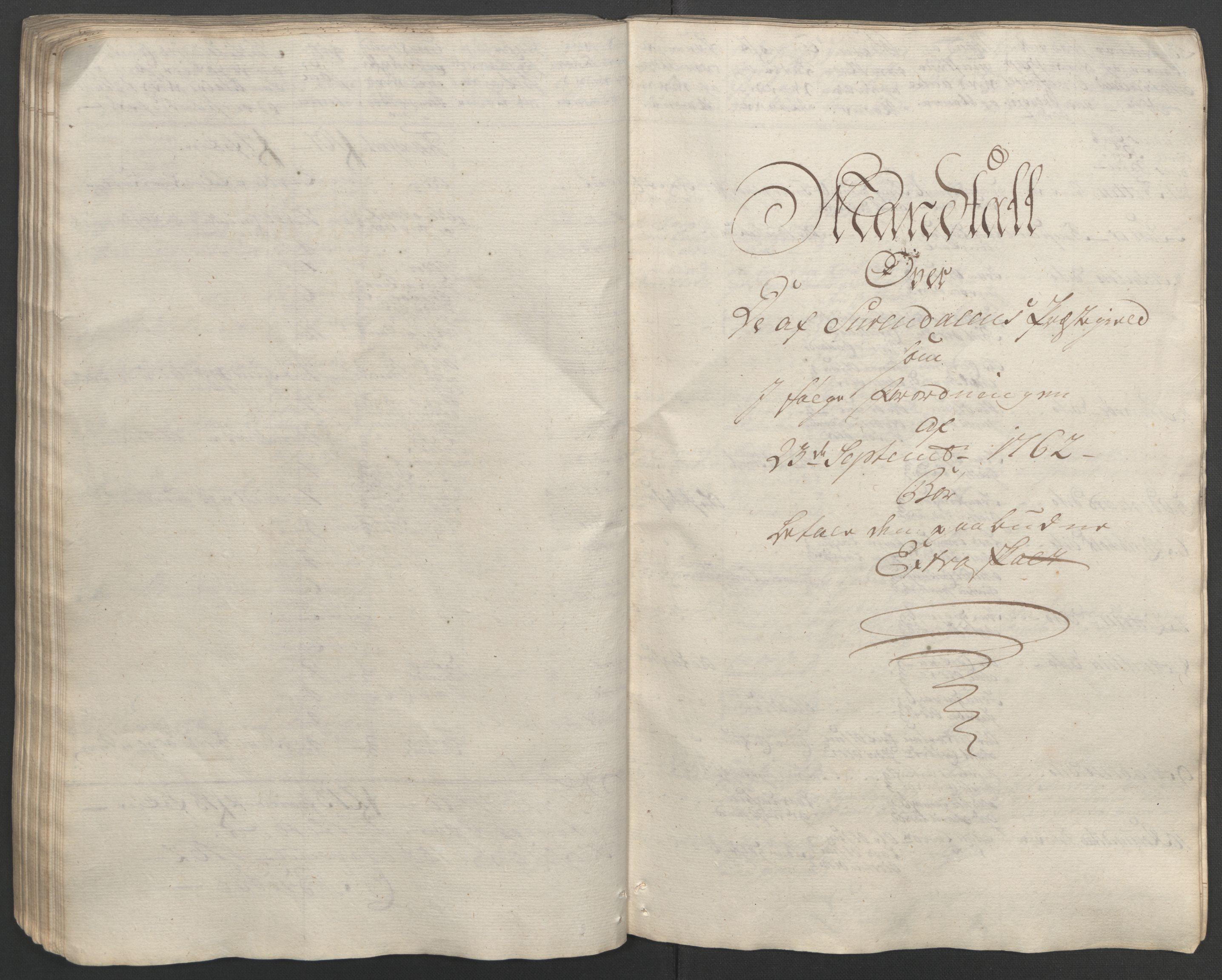 RA, Rentekammeret inntil 1814, Reviderte regnskaper, Fogderegnskap, R56/L3841: Ekstraskatten Nordmøre, 1762-1763, s. 118