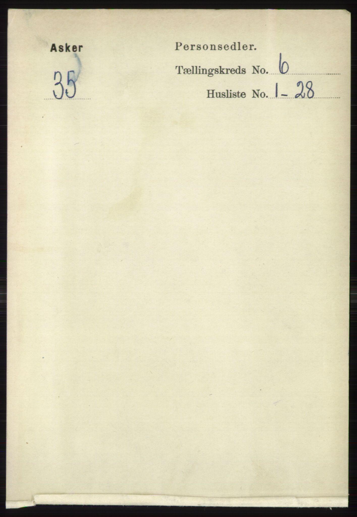 RA, Folketelling 1891 for 0220 Asker herred, 1891, s. 4159