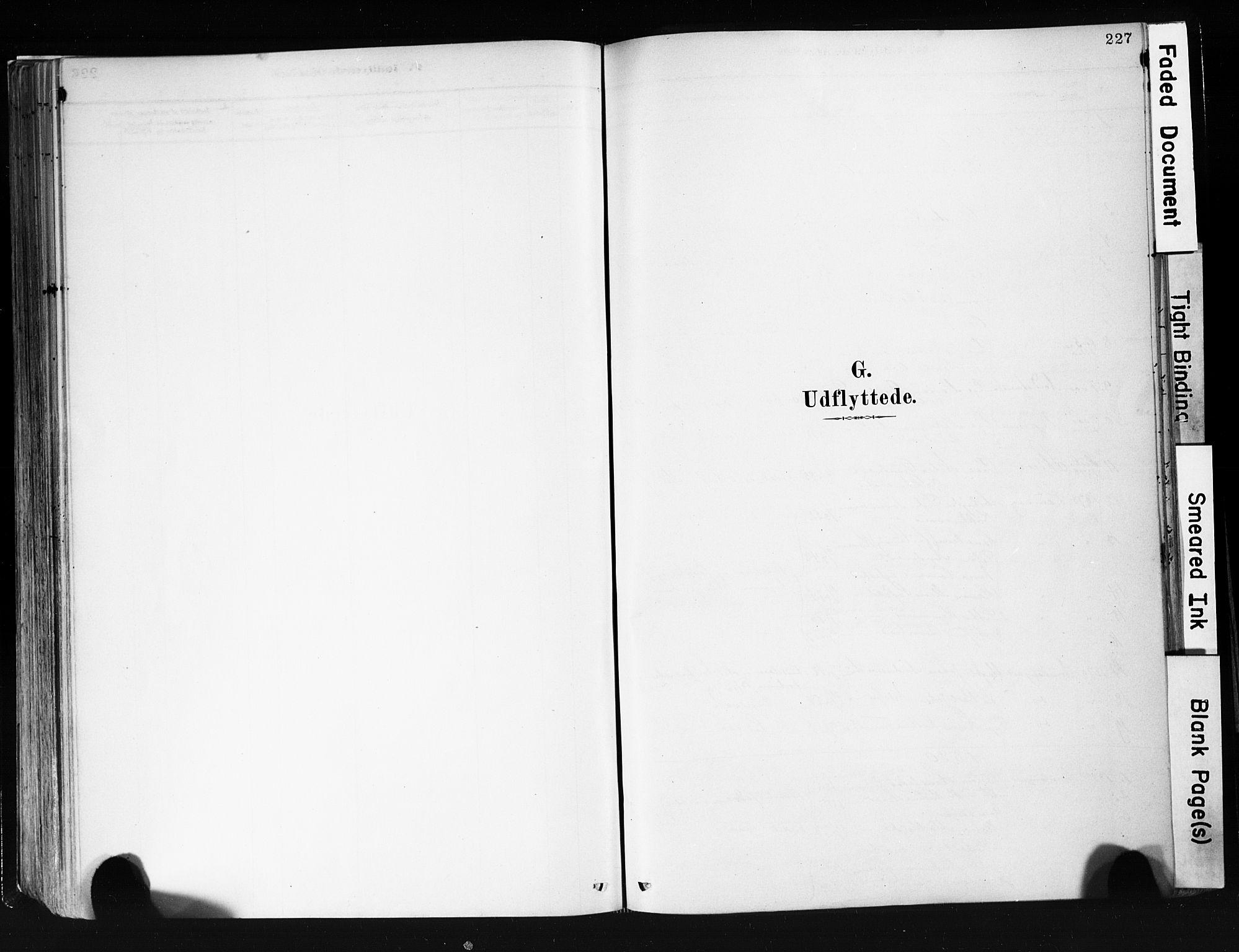 SAKO, Eidanger kirkebøker, F/Fa/L0012: Ministerialbok nr. 12, 1879-1900, s. 227