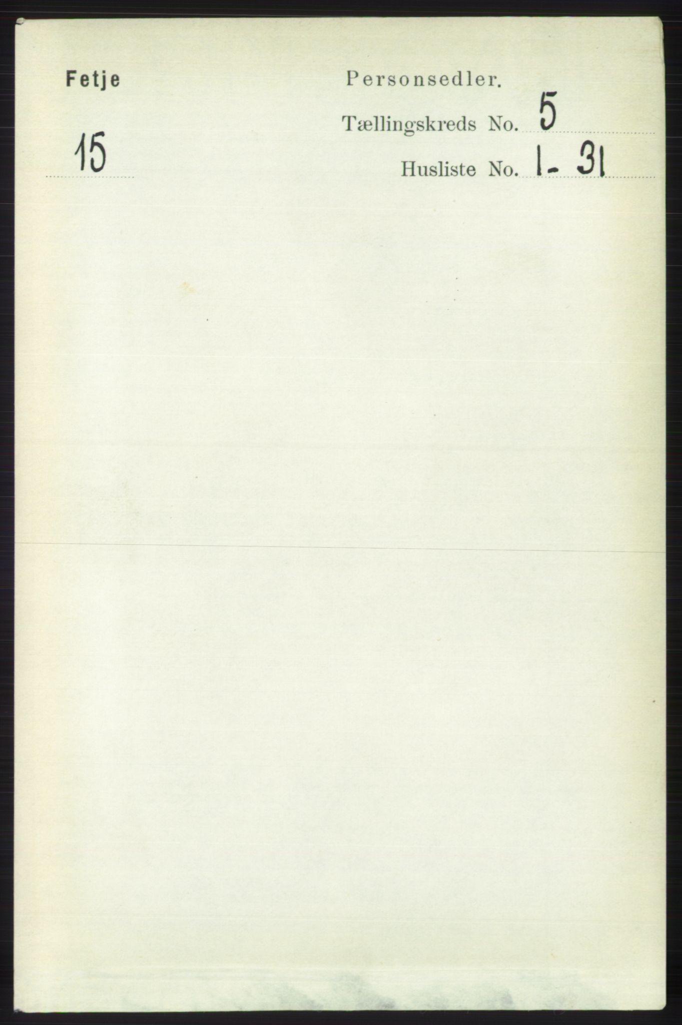 RA, Folketelling 1891 for 1222 Fitjar herred, 1891, s. 1773