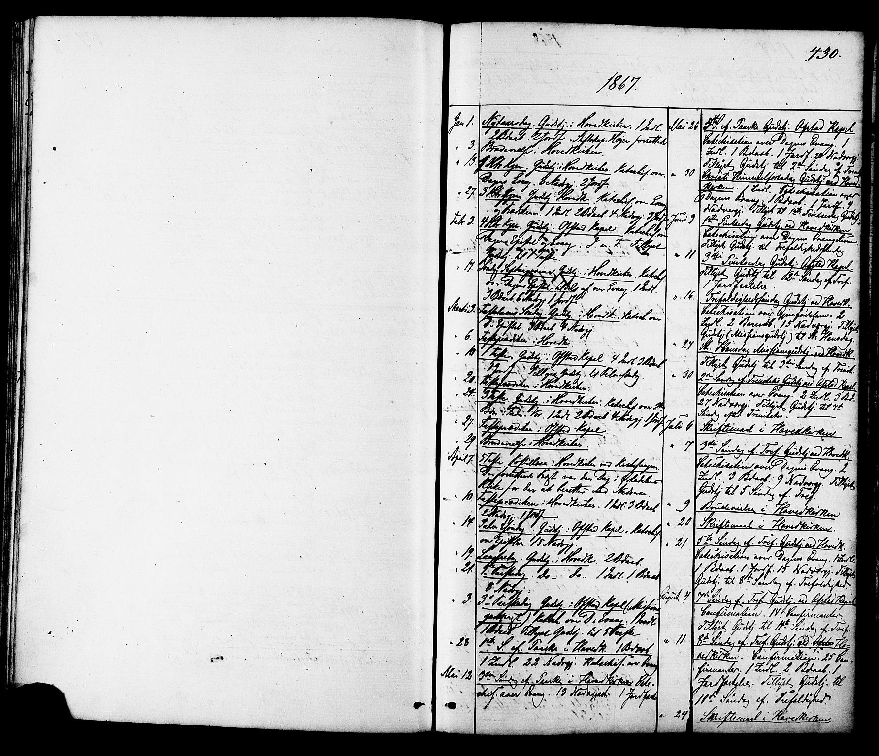 SAT, Ministerialprotokoller, klokkerbøker og fødselsregistre - Sør-Trøndelag, 665/L0777: Klokkerbok nr. 665C02, 1867-1915, s. 430