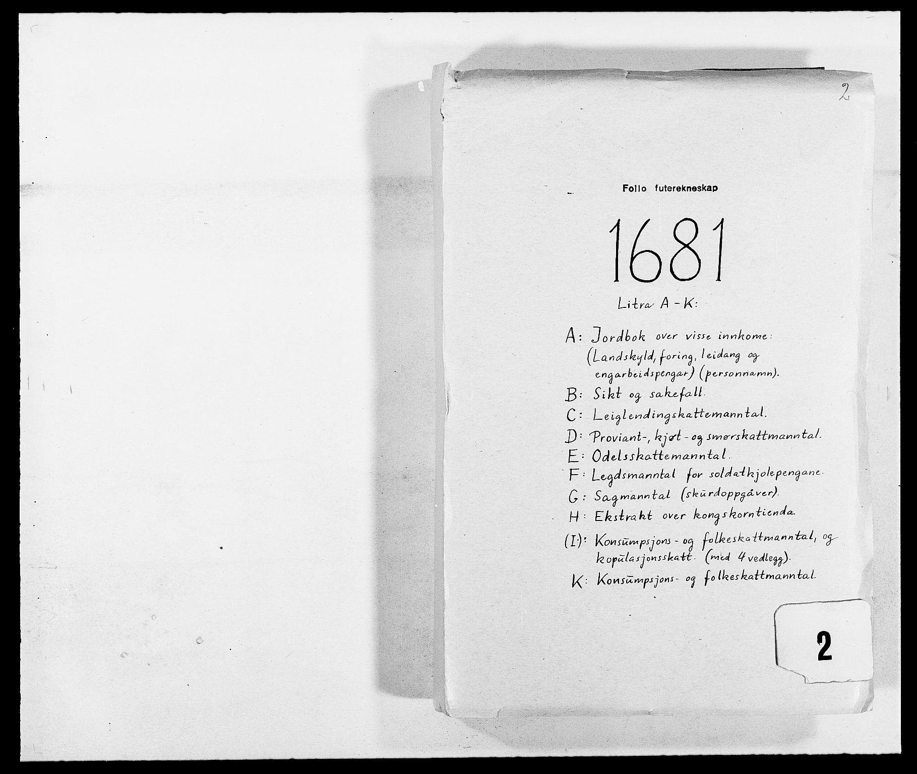 RA, Rentekammeret inntil 1814, Reviderte regnskaper, Fogderegnskap, R09/L0429: Fogderegnskap Follo, 1680-1681, s. 200