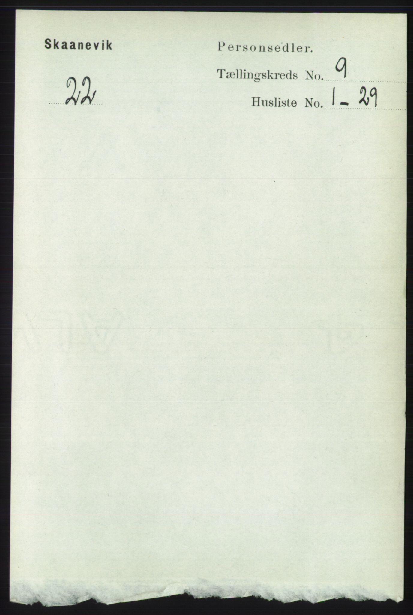 RA, Folketelling 1891 for 1212 Skånevik herred, 1891, s. 2553