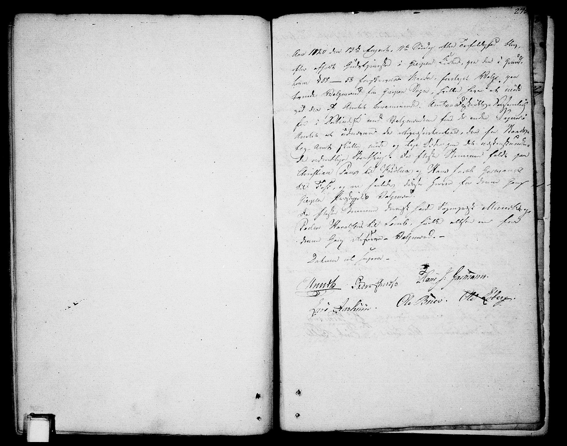 SAKO, Gjerpen kirkebøker, F/Fa/L0003: Ministerialbok nr. 3, 1796-1814, s. 275