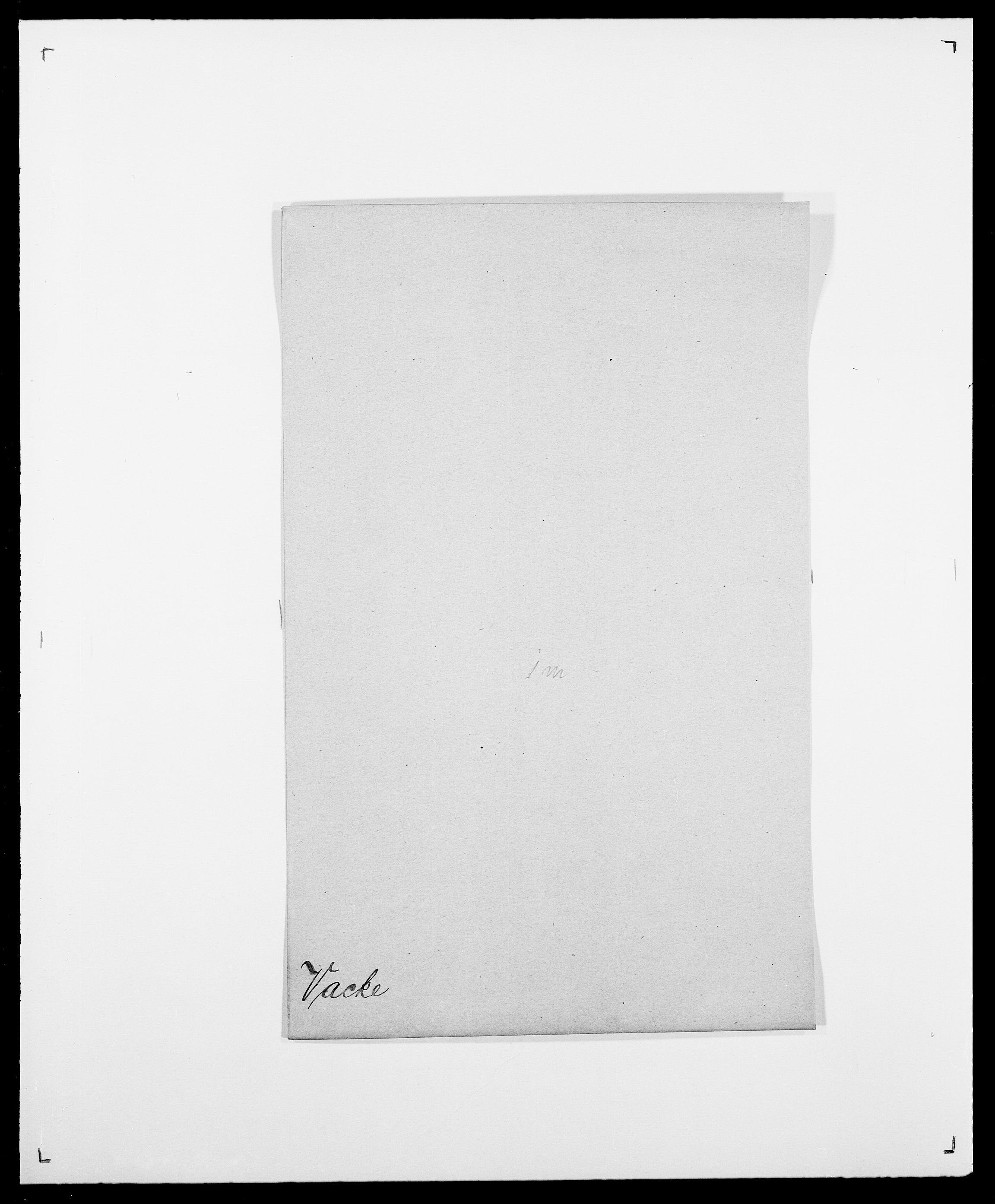 SAO, Delgobe, Charles Antoine - samling, D/Da/L0040: Usgaard - Velund, s. 69