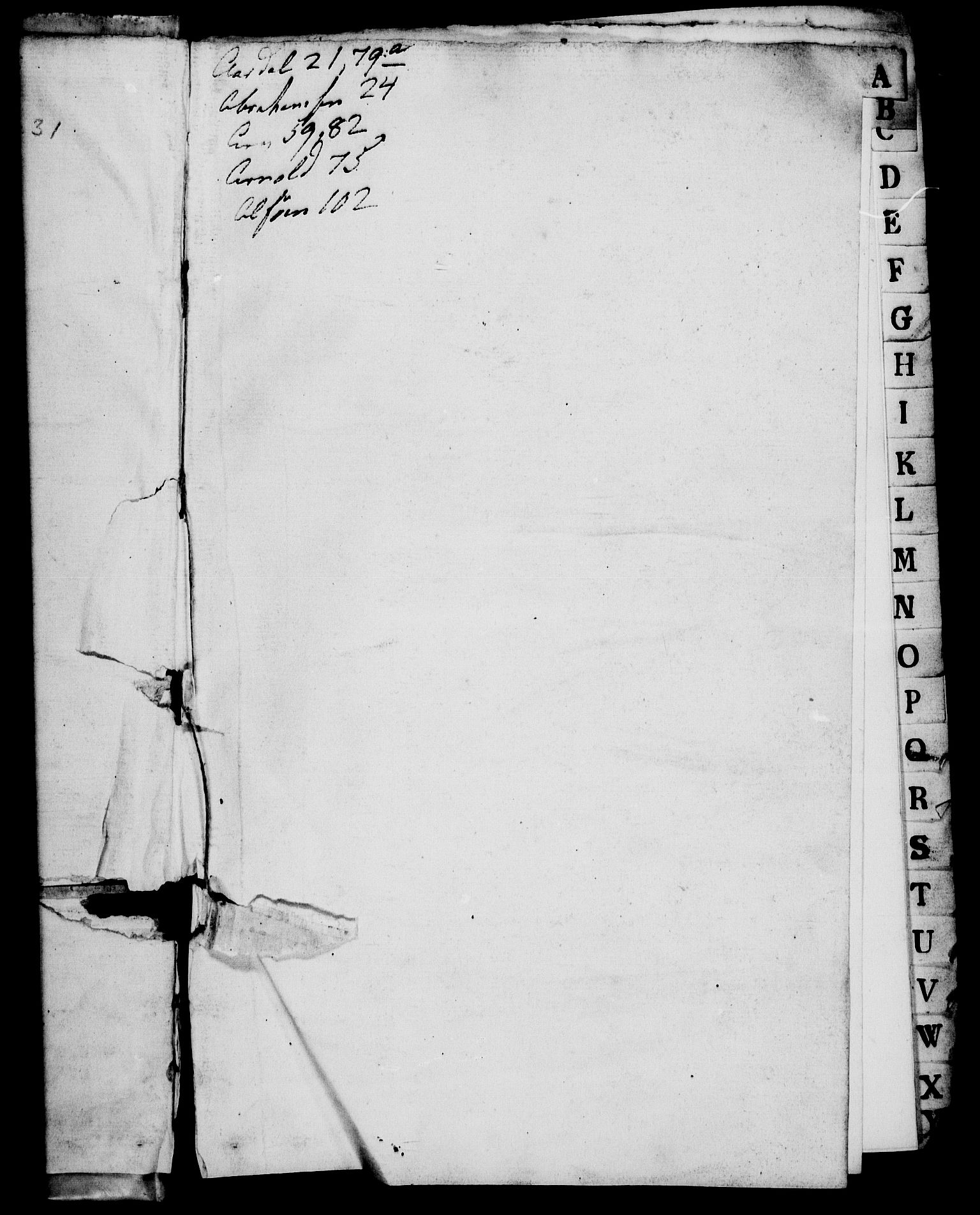 RA, Rentekammeret, Kammerkanselliet, G/Gf/Gfa/L0025: Norsk relasjons- og resolusjonsprotokoll (merket RK 52.25), 1742, s. 3