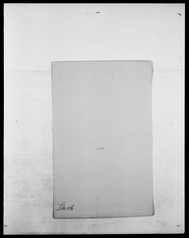 SAO, Delgobe, Charles Antoine - samling, D/Da/L0037: Steen, Sthen, Stein - Svare, Svanige, Svanne, se også Svanning og Schwane, s. 599