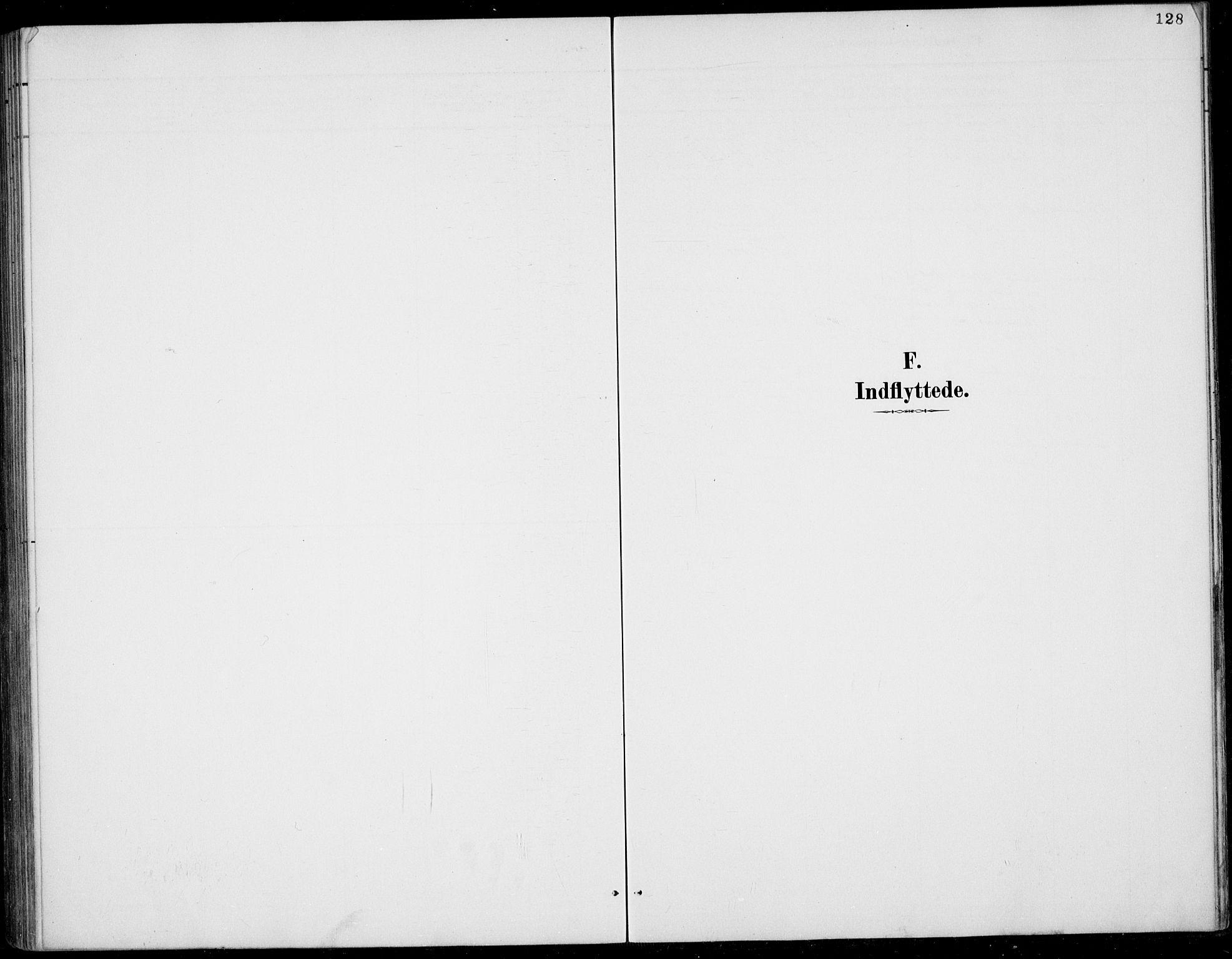 SAKO, Rauland kirkebøker, G/Gb/L0002: Klokkerbok nr. II 2, 1887-1937, s. 128