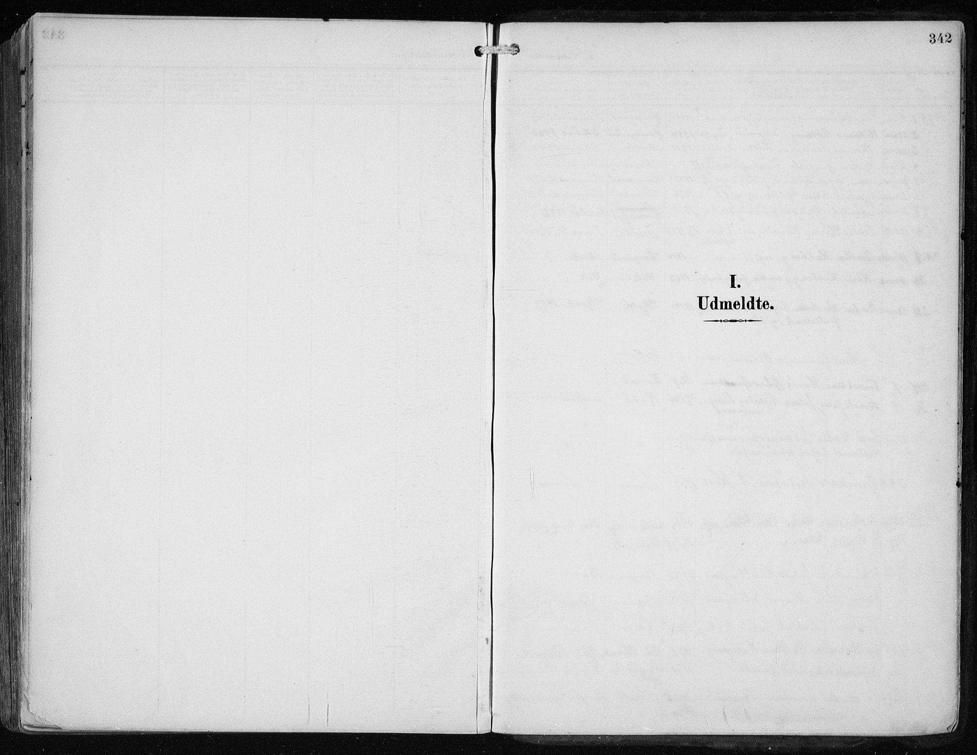 SAST, Haugesund sokneprestkontor, H/Ha/Haa/L0010: Ministerialbok nr. A 10, 1909-1935, s. 342