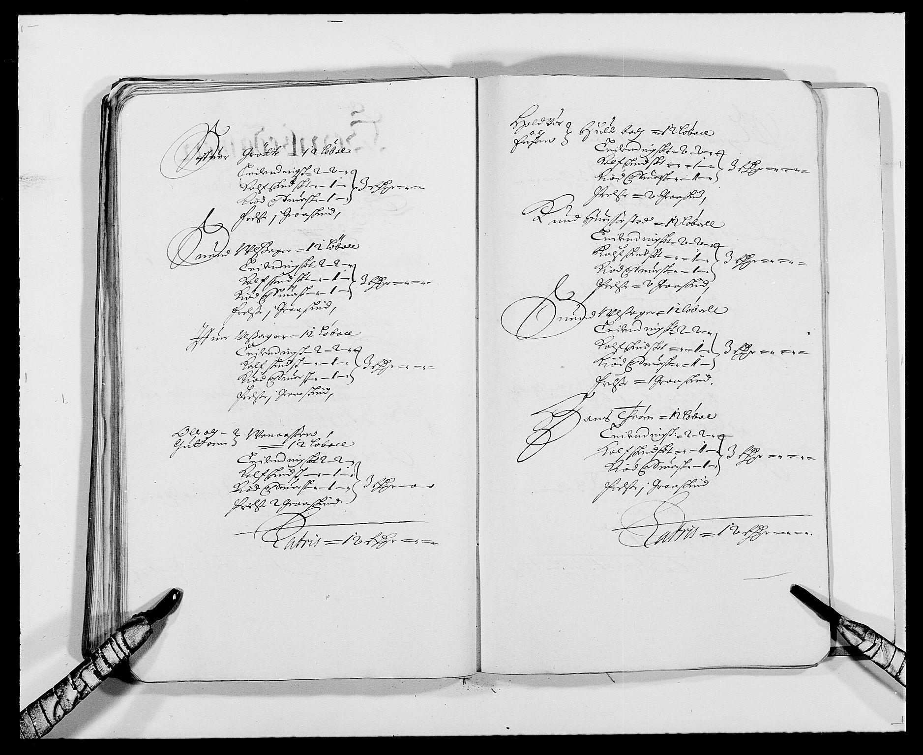 RA, Rentekammeret inntil 1814, Reviderte regnskaper, Fogderegnskap, R21/L1445: Fogderegnskap Ringerike og Hallingdal, 1681-1689, s. 340