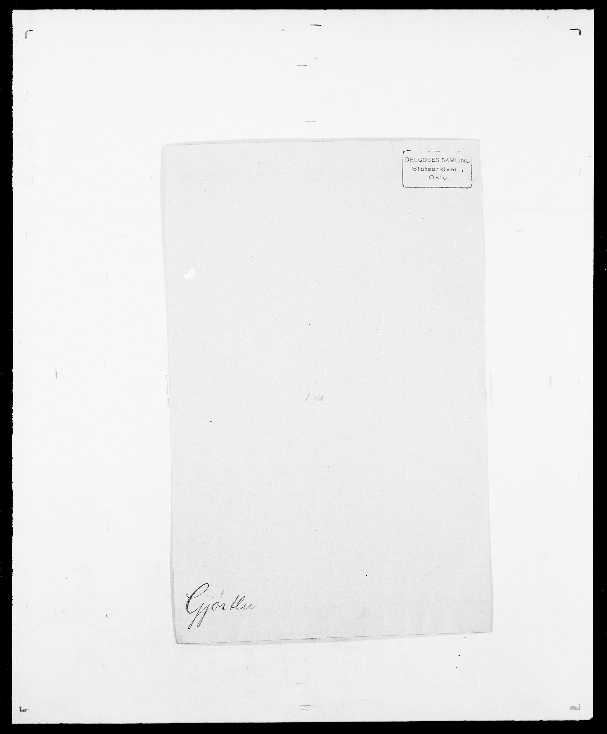 SAO, Delgobe, Charles Antoine - samling, D/Da/L0014: Giebdhausen - Grip, s. 222