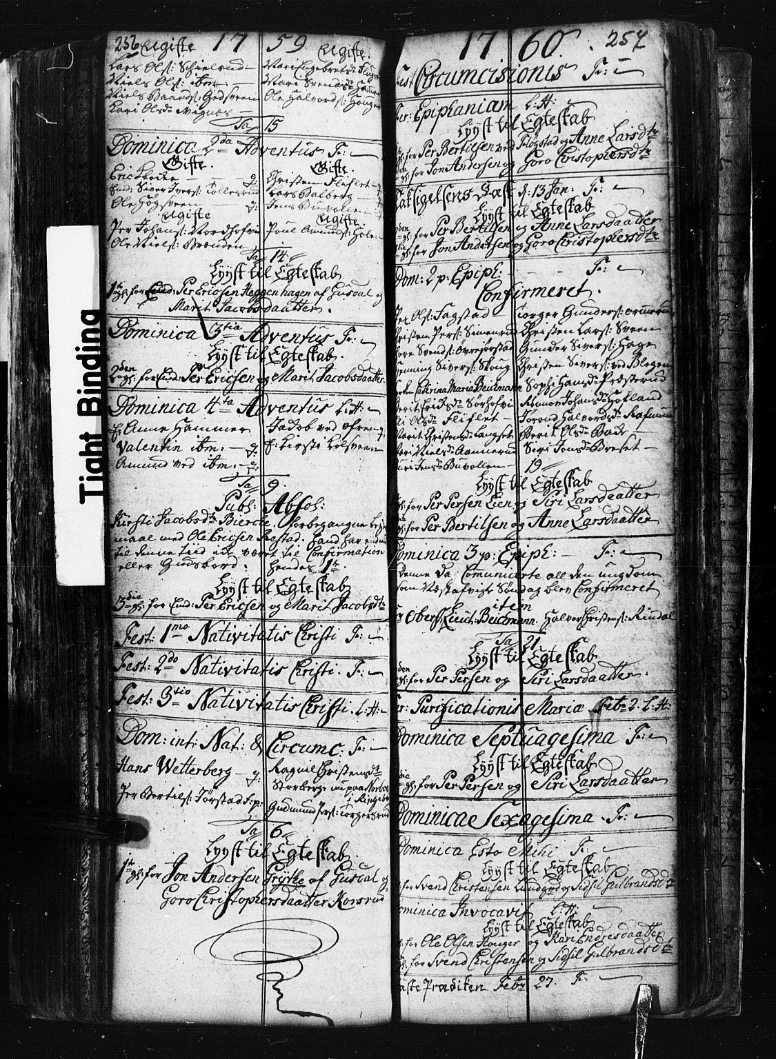 SAH, Fåberg prestekontor, Klokkerbok nr. 1, 1727-1767, s. 256-257