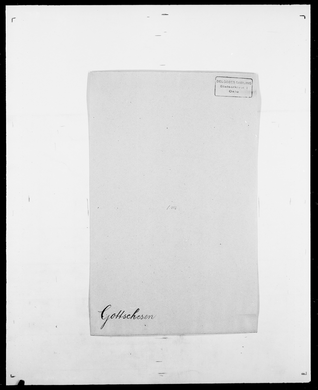 SAO, Delgobe, Charles Antoine - samling, D/Da/L0014: Giebdhausen - Grip, s. 409