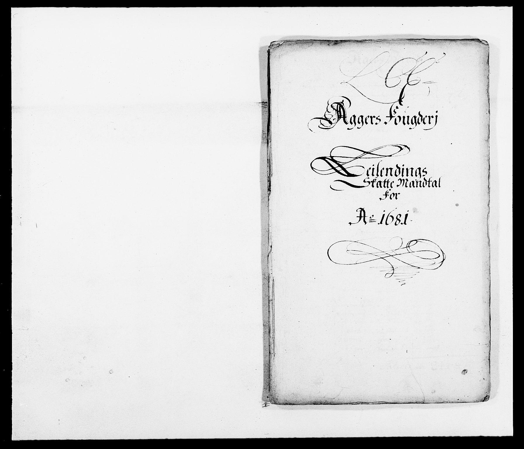 RA, Rentekammeret inntil 1814, Reviderte regnskaper, Fogderegnskap, R08/L0417: Fogderegnskap Aker, 1678-1681, s. 191