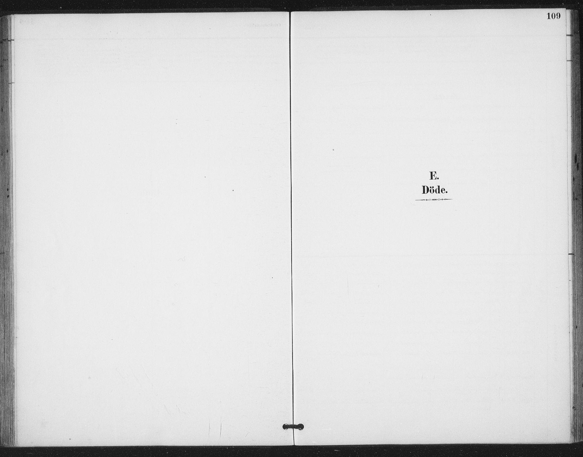 SAT, Ministerialprotokoller, klokkerbøker og fødselsregistre - Nord-Trøndelag, 783/L0660: Ministerialbok nr. 783A02, 1886-1918, s. 109