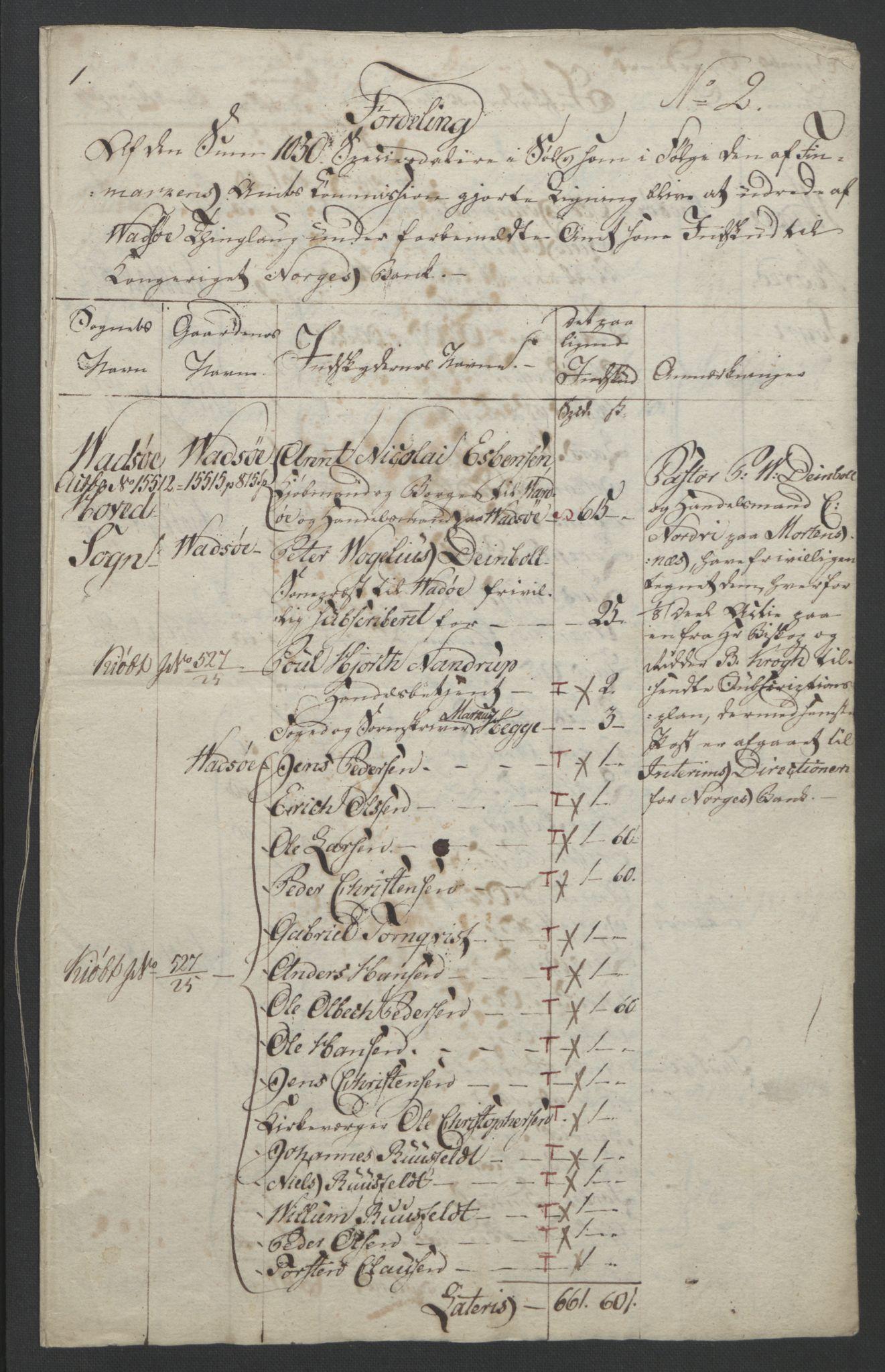 NOBA, Norges Bank/Sølvskatten 1816*, 1816-1817, s. 16