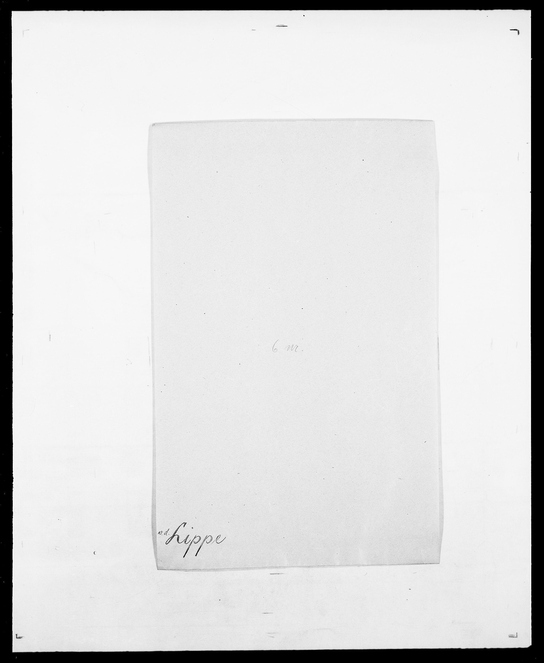 SAO, Delgobe, Charles Antoine - samling, D/Da/L0023: Lau - Lirvyn, s. 683