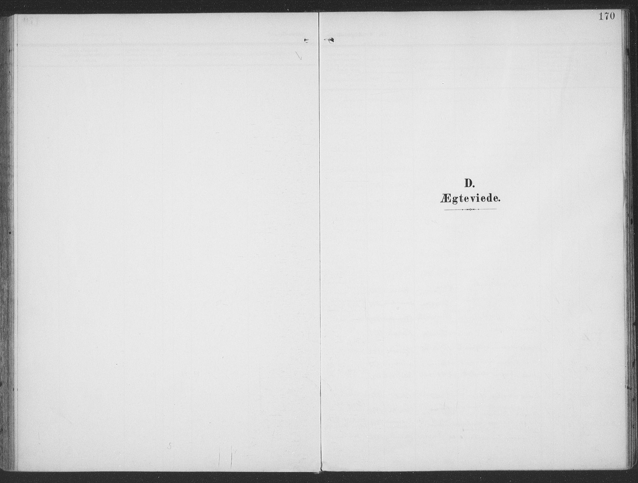SAT, Ministerialprotokoller, klokkerbøker og fødselsregistre - Møre og Romsdal, 513/L0178: Ministerialbok nr. 513A05, 1906-1919, s. 170