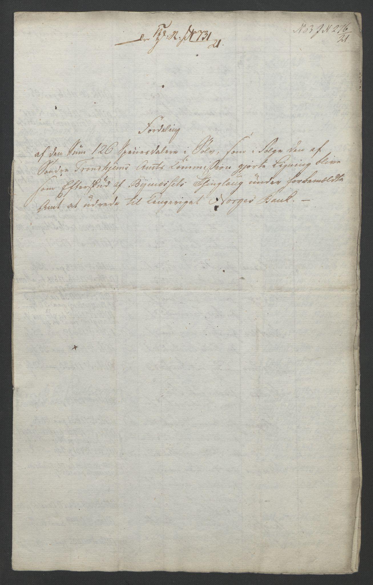 NOBA, Norges Bank/Sølvskatten 1816*, 1816-1821, s. 19