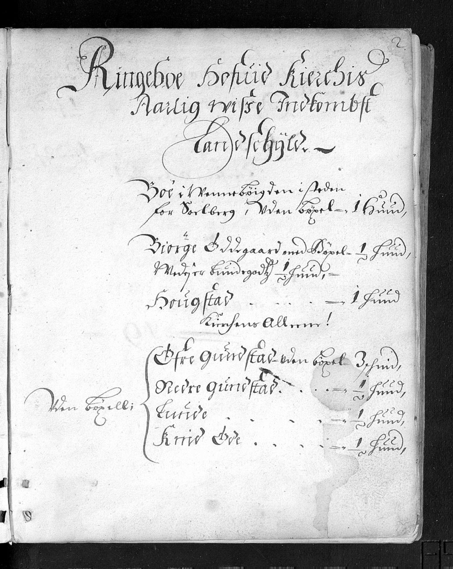 SAH, Kirkestoler i Oppland fylke, F/Fa/Fae/L0001: Kirkestol for Ringebu, 1682-1722