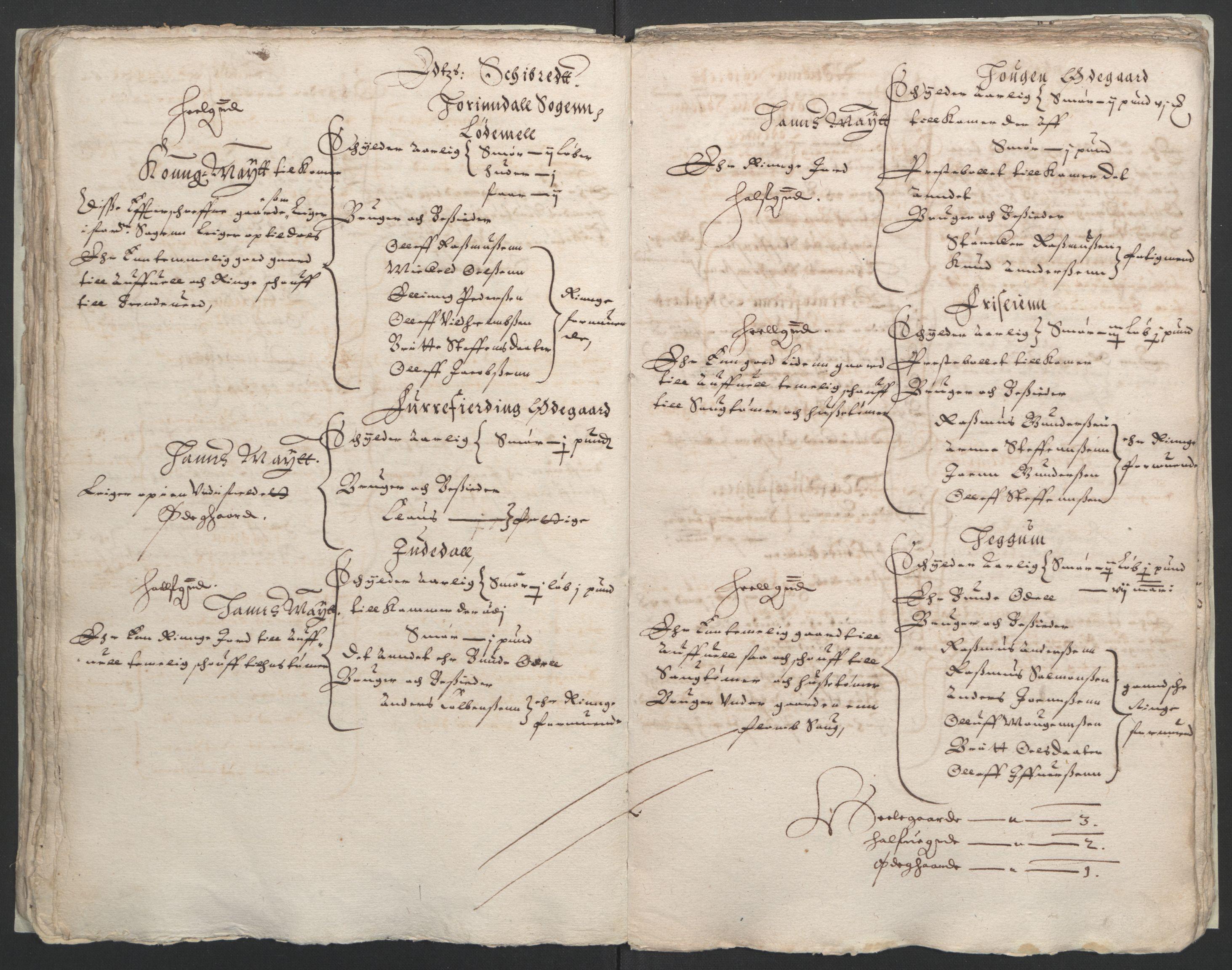 RA, Stattholderembetet 1572-1771, Ek/L0005: Jordebøker til utlikning av garnisonsskatt 1624-1626:, 1626, s. 85