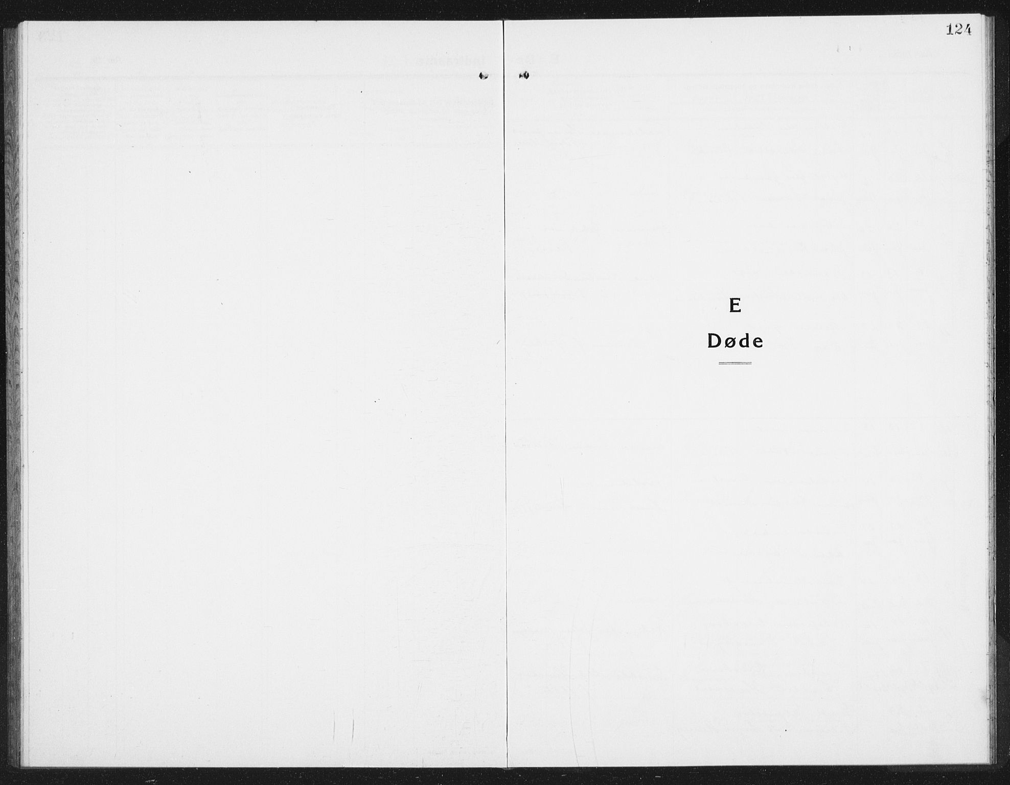 SAST, Kopervik sokneprestkontor, H/Ha/Hab/L0006: Klokkerbok nr. B 6, 1918-1942, s. 124