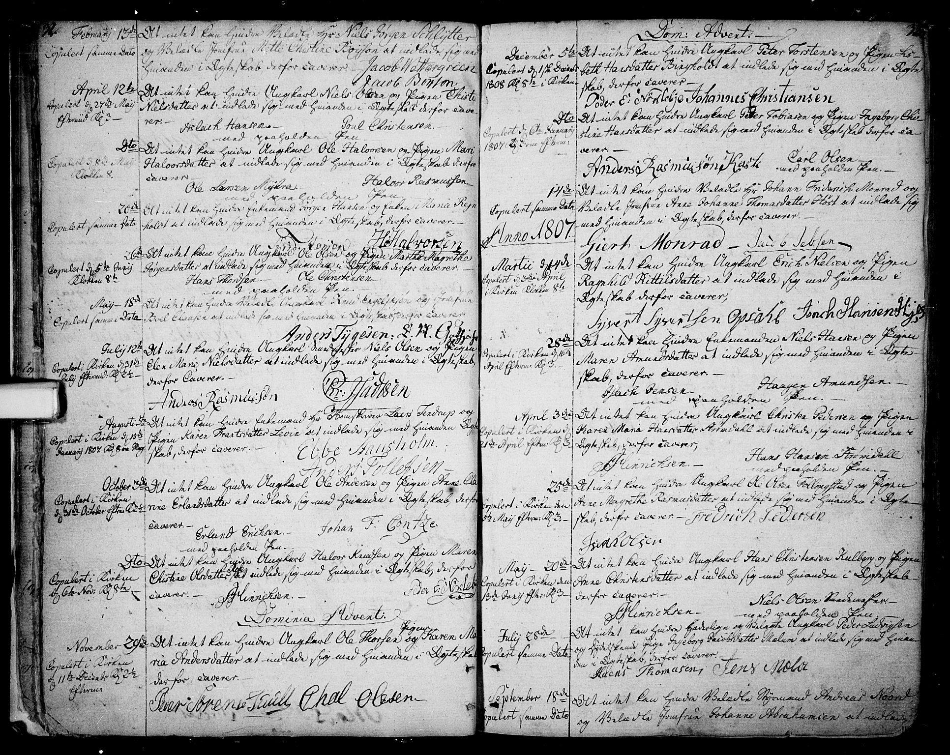 SAKO, Skien kirkebøker, F/Fa/L0004: Ministerialbok nr. 4, 1792-1814, s. 32-33