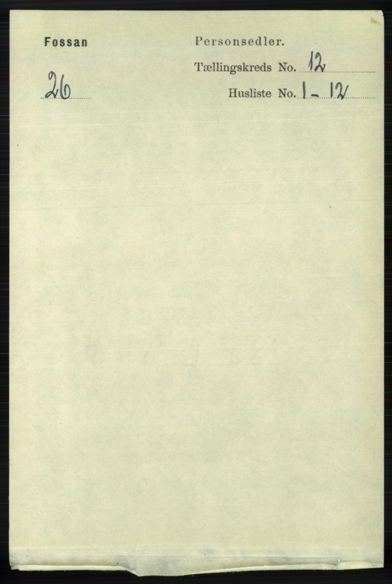 RA, Folketelling 1891 for 1129 Forsand herred, 1891, s. 1930
