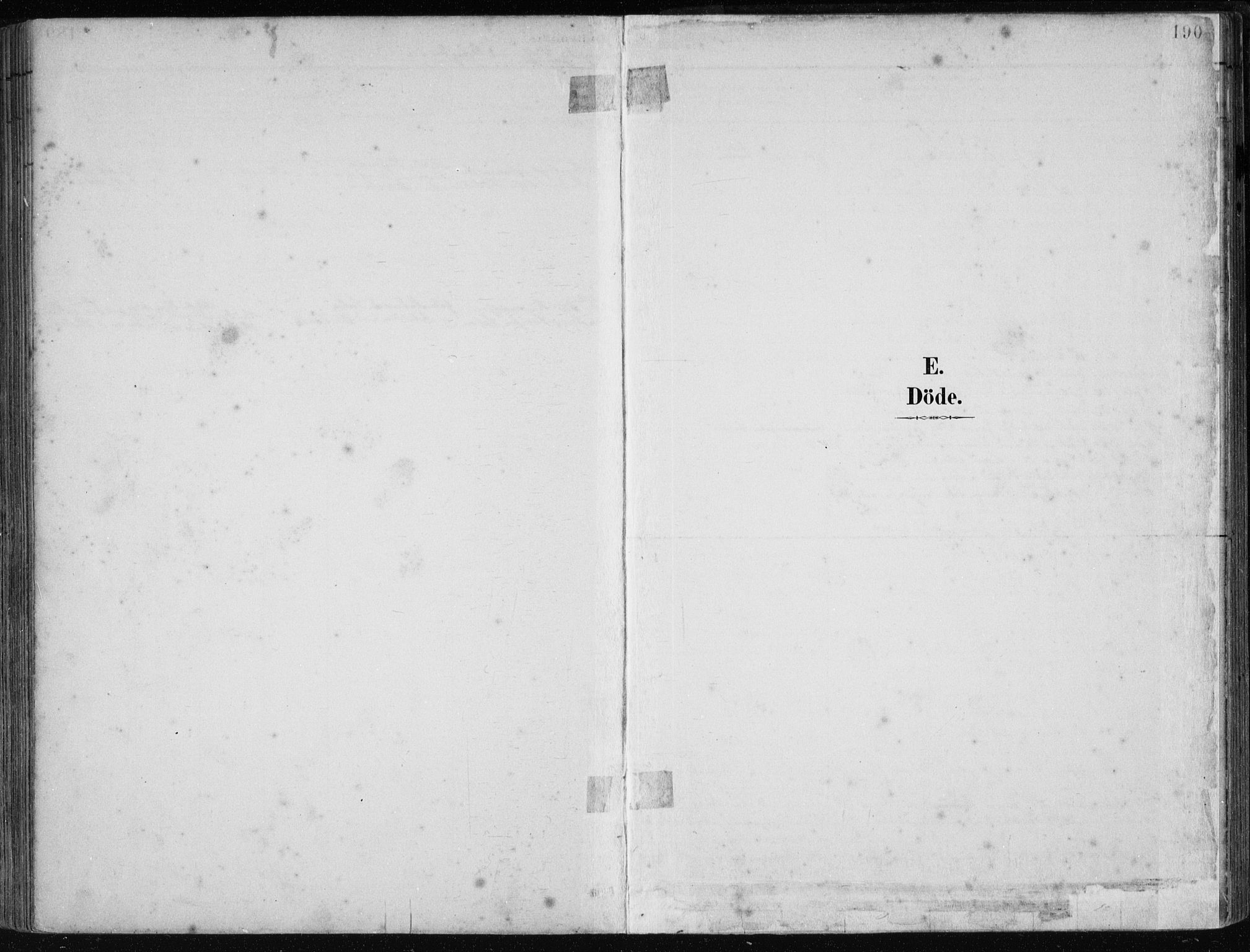 SAB, Os sokneprestembete*, Ministerialbok nr. B 1, 1885-1902, s. 190