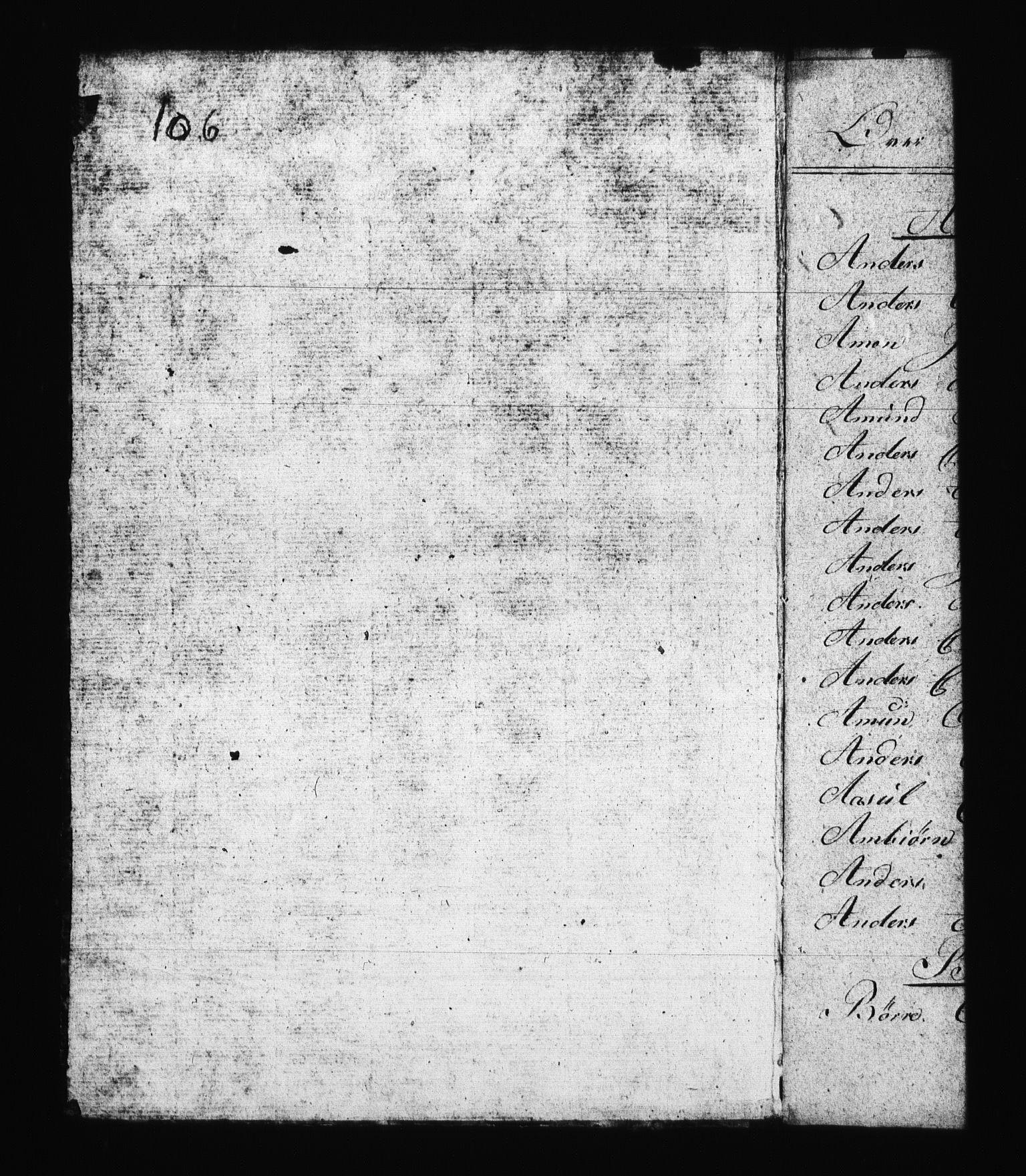RA, Sjøetaten, F/L0107: Kristiansand limitter, bind 1, 1812